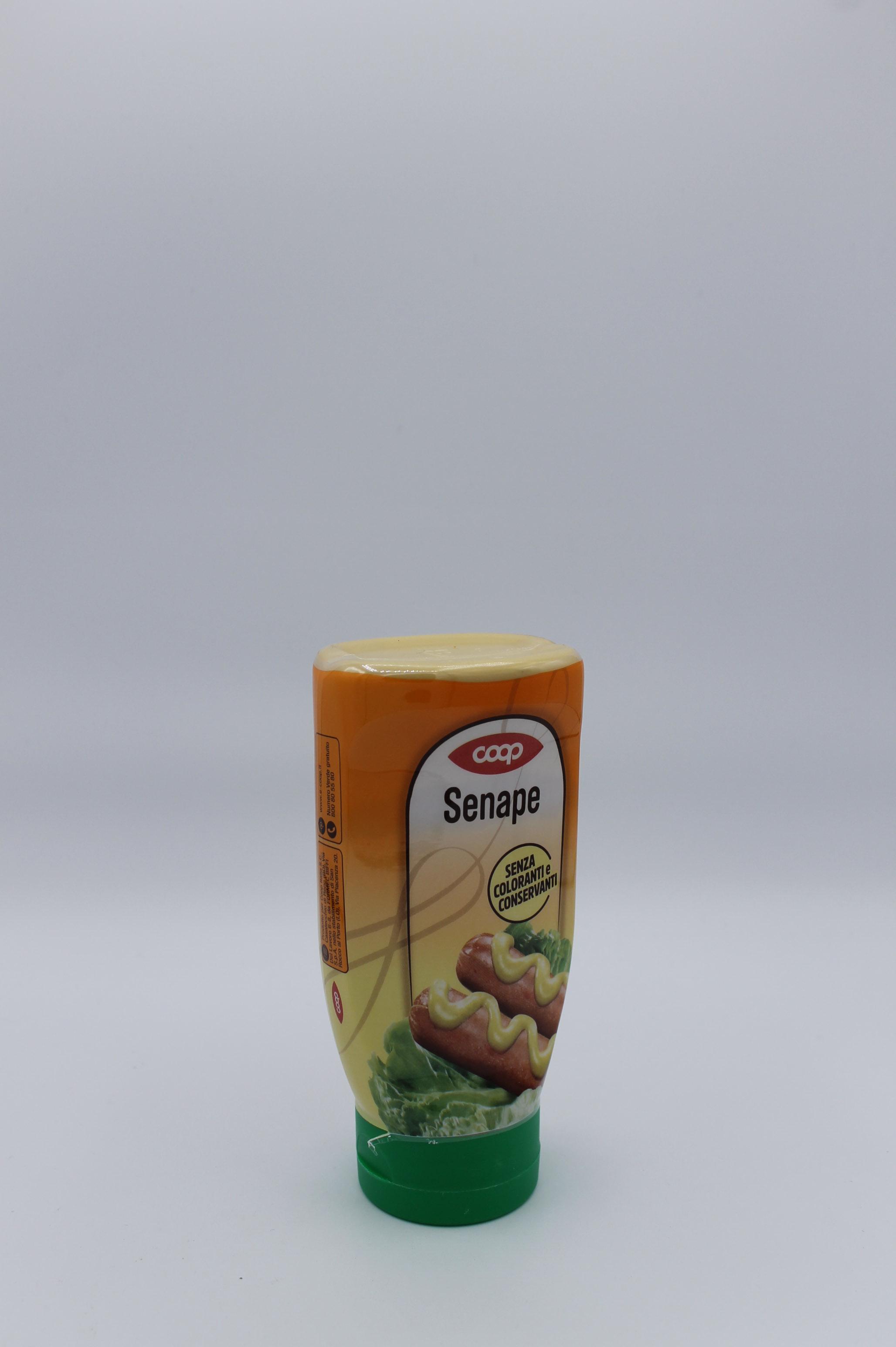 Coop senape 250 gr.
