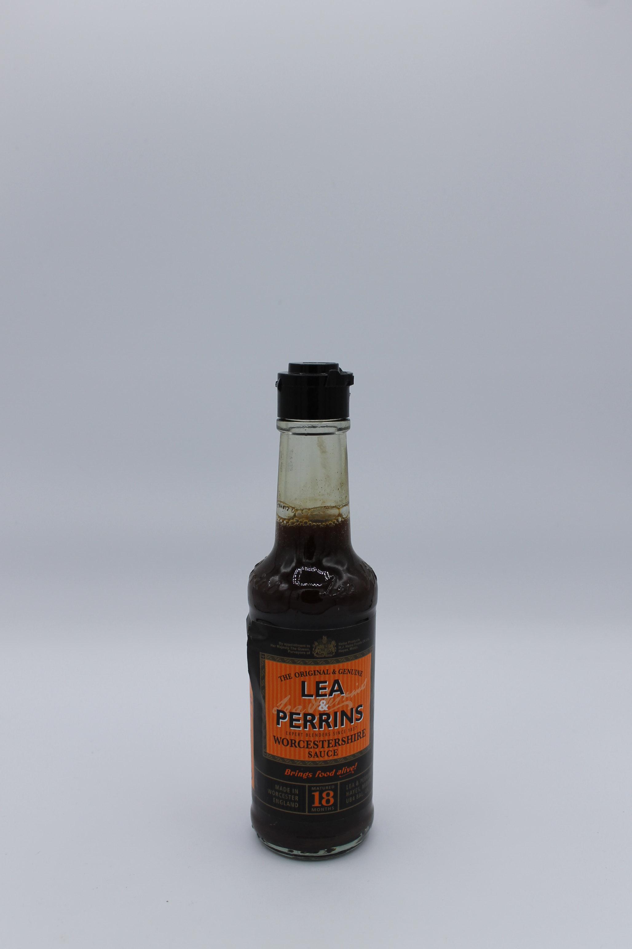 Lea & Perrins salsa worcestershire 150 ml.