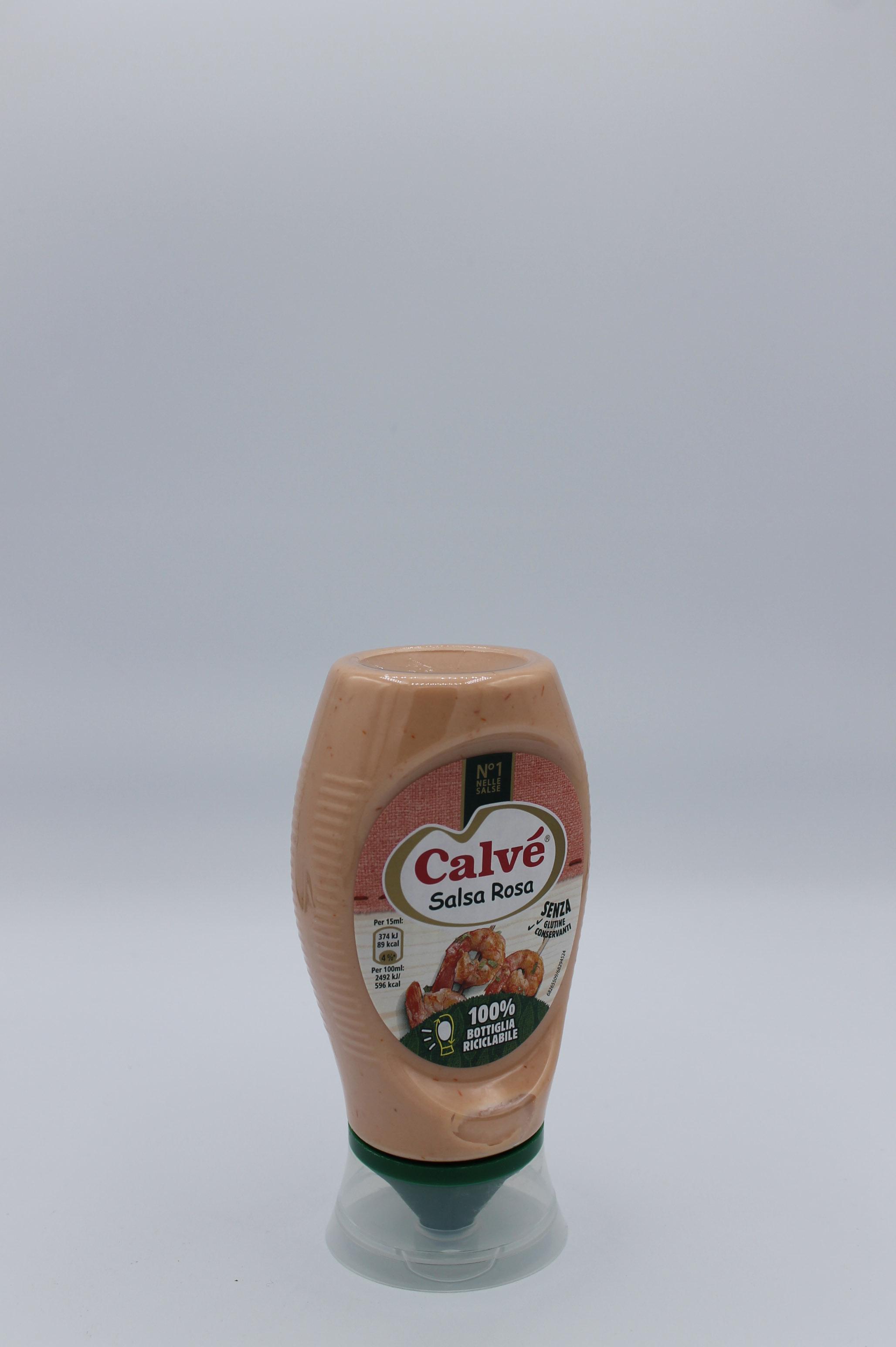 Calvè salsa rosa topdown 239 gr.