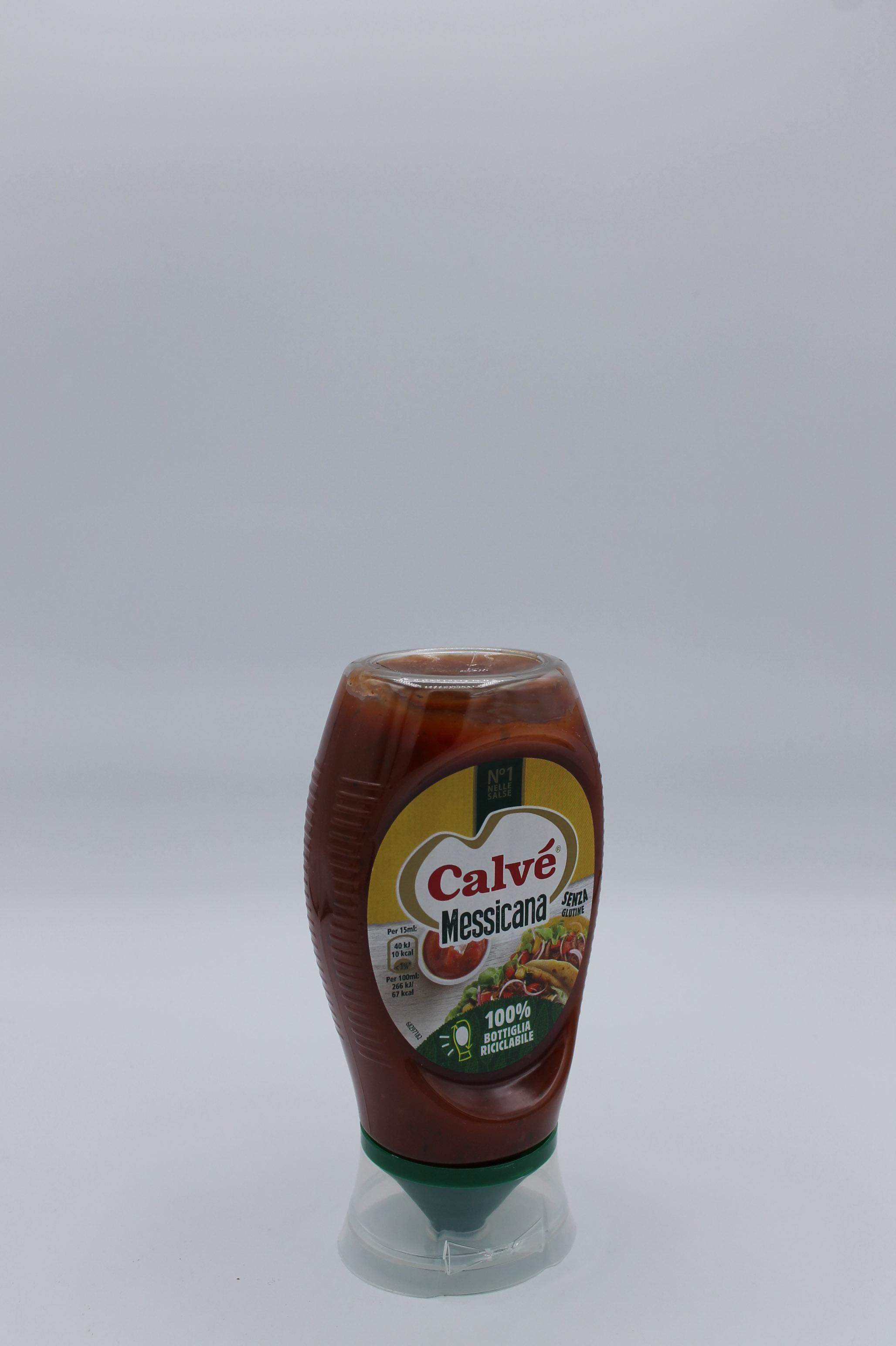 Calvè salsa messicana topdown 266 gr.