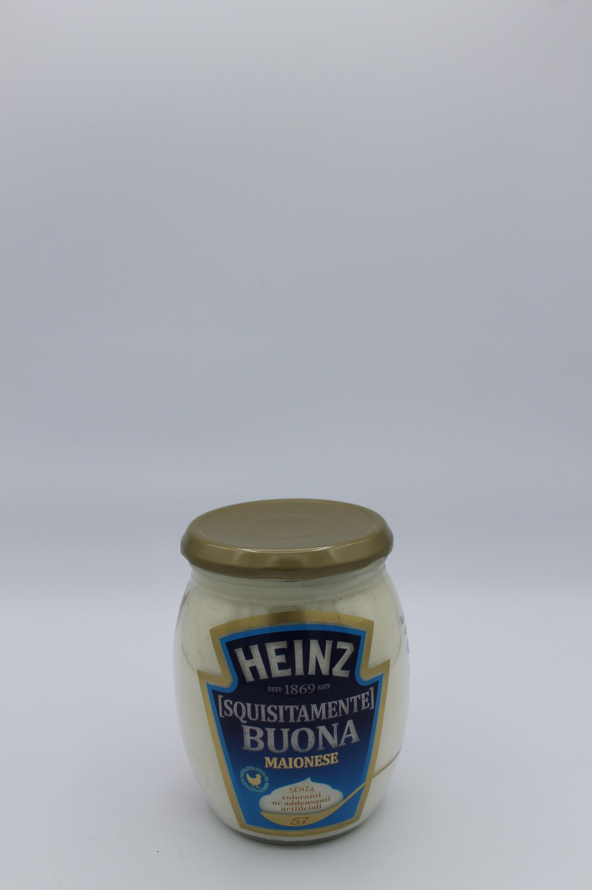 Heinz maionese vetro 460 gr.