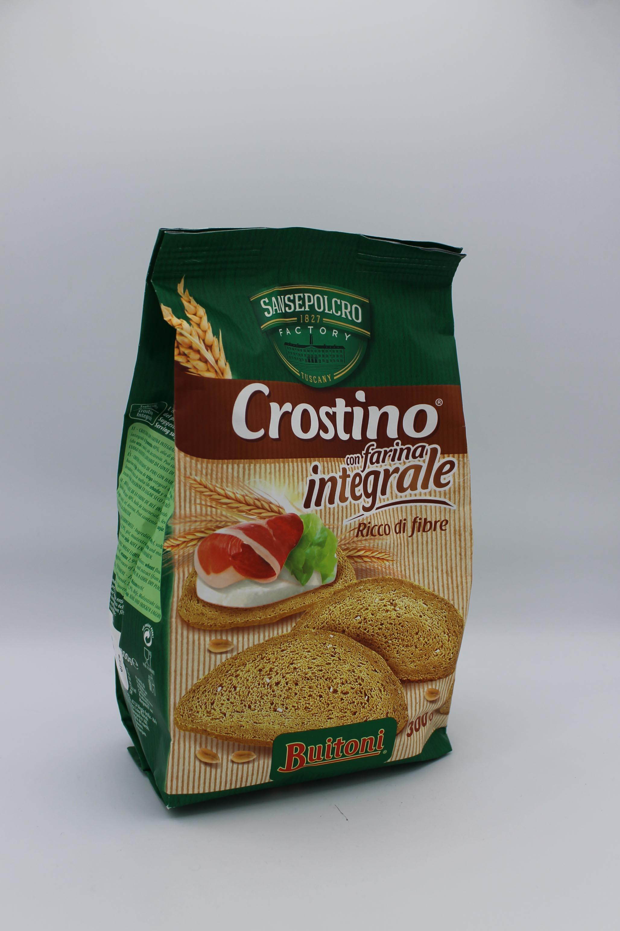 Buitoni crostini farina integrale 300 gr.