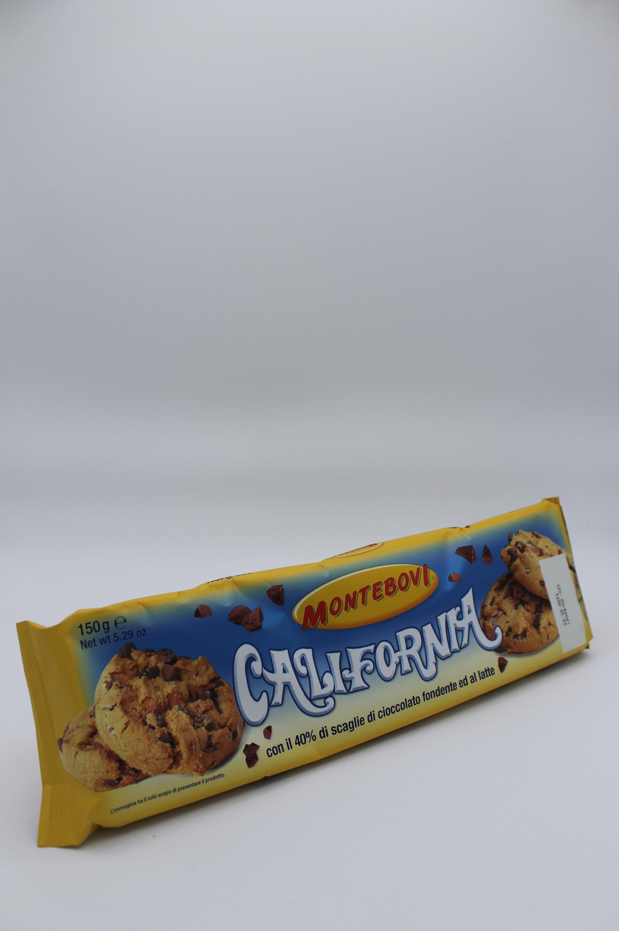 Montebovi biscotti california 150 gr.