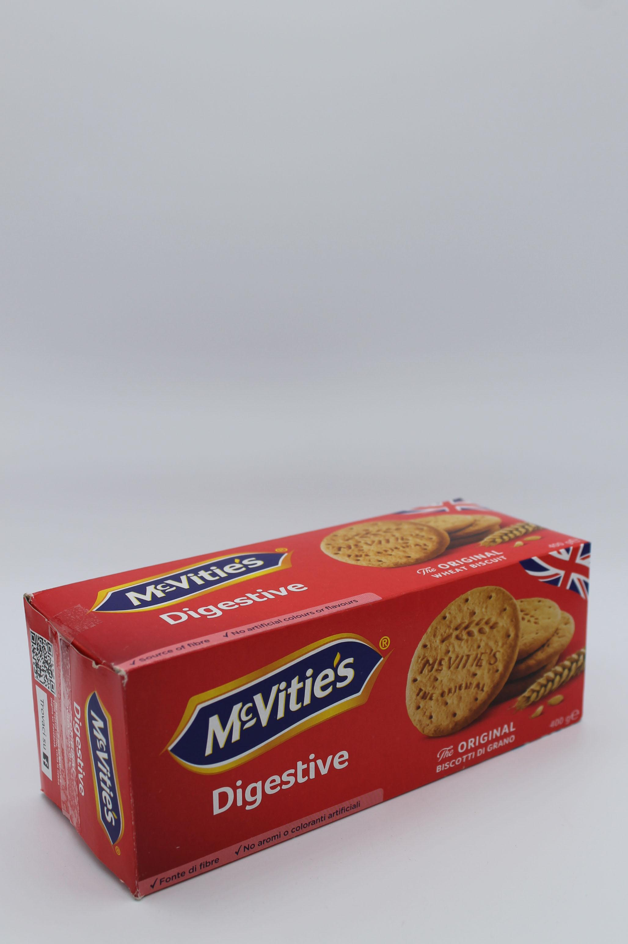 McVitie's biscotti digestive 400 gr.