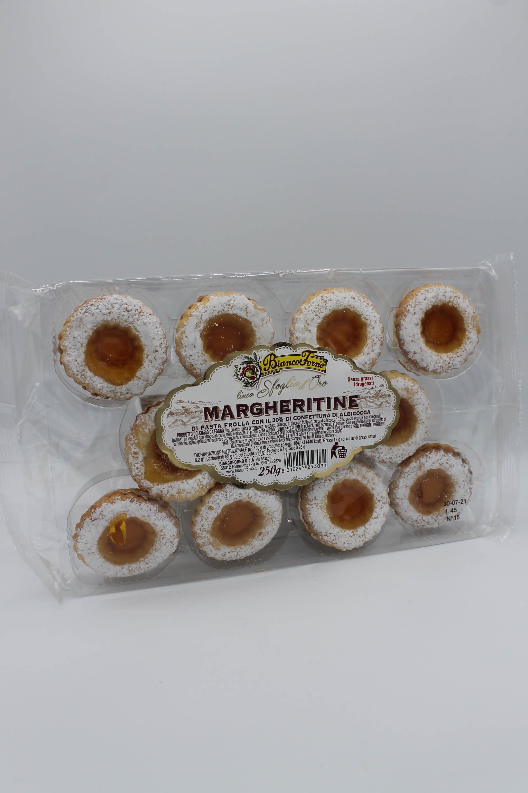 Bianco Forno margheritine di pasta sfoglia 250 gr.