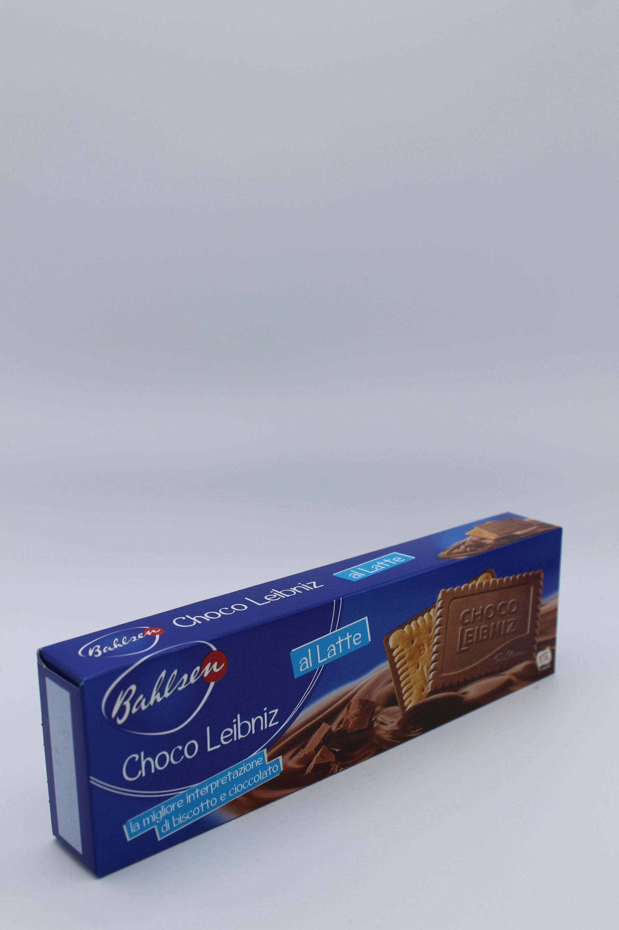 Bahlsen biscotti al latte 125 gr.