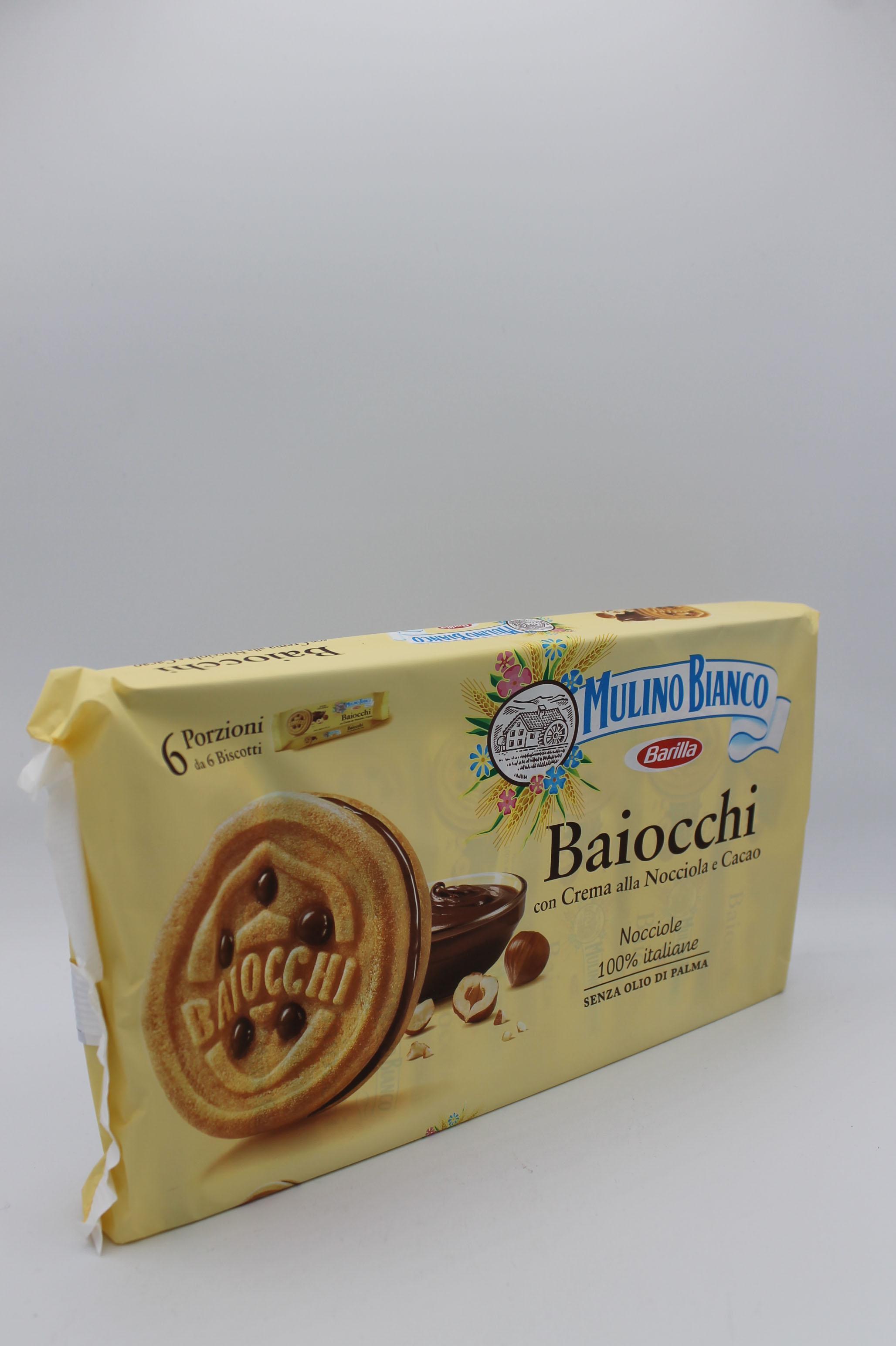 Barilla mini baiocchi 6 pz 336 gr.