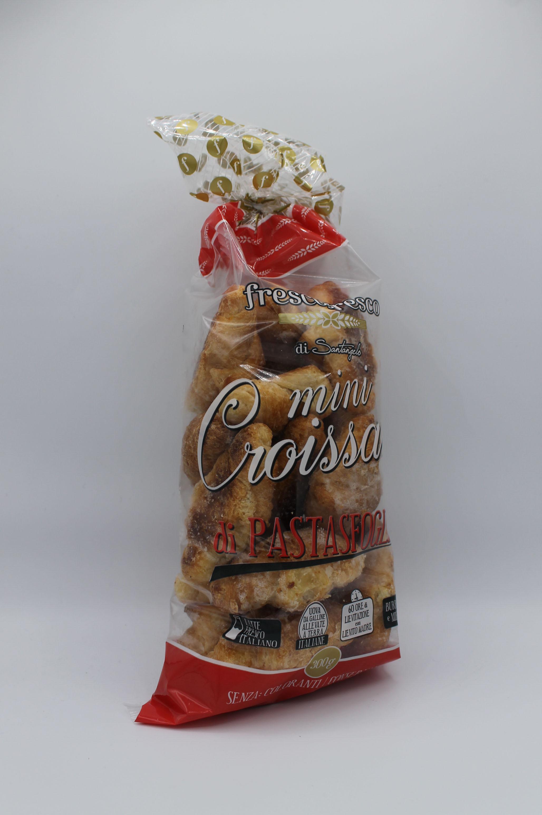 Santangelo mini croissant 300 gr.