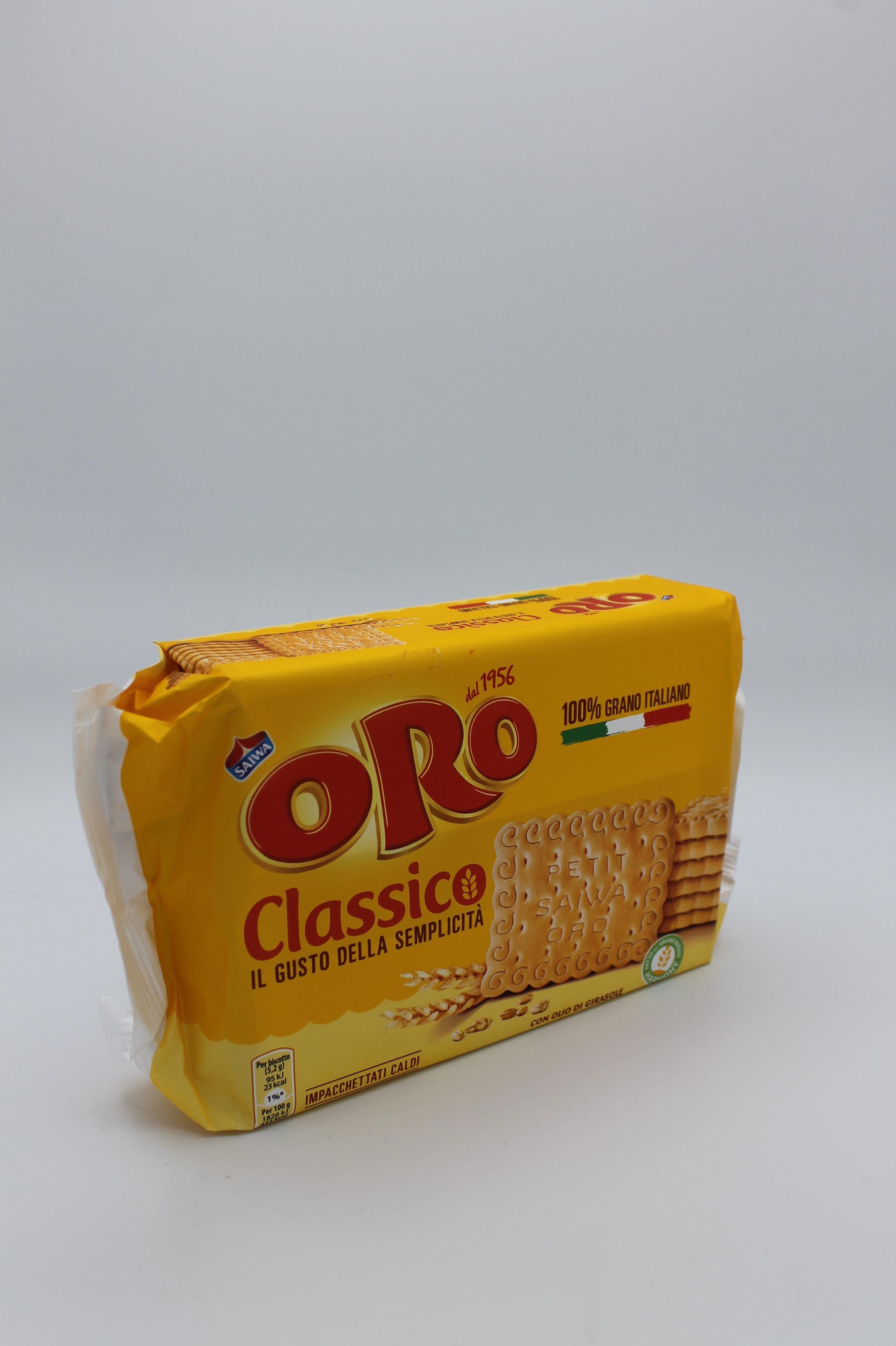 Saiwa biscotti oro classico 250 gr.