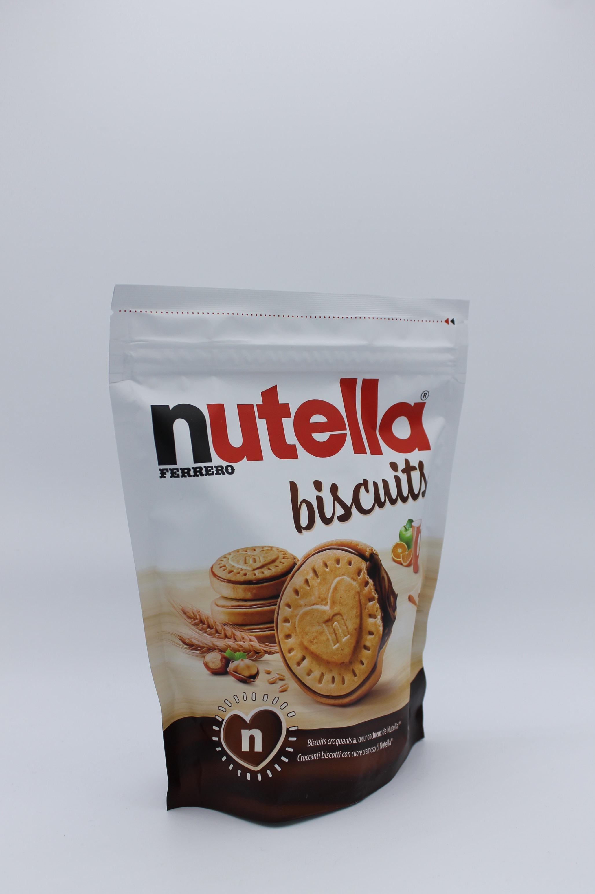 Ferrero nutella biscuits 304 gr.