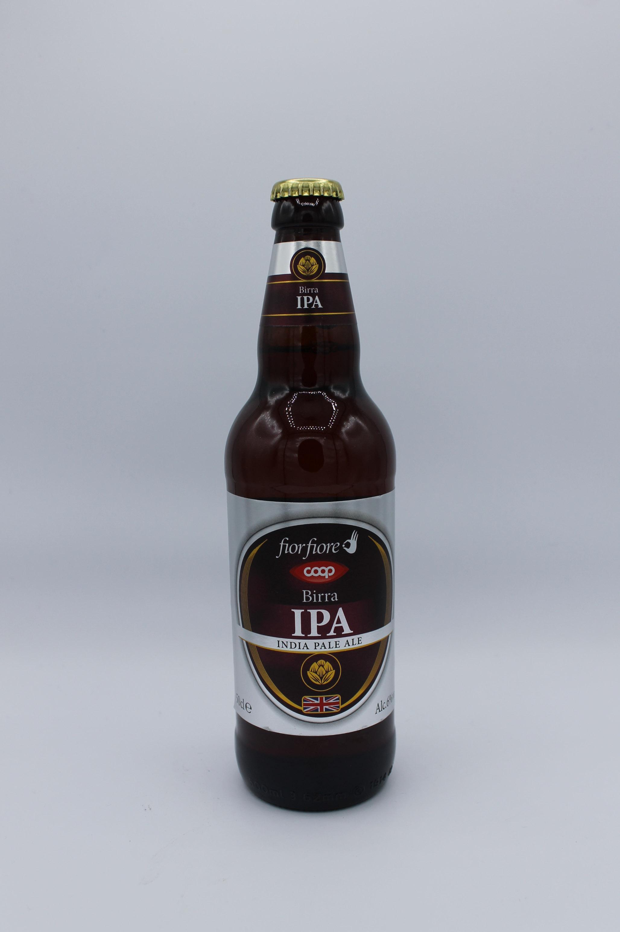 Fior fiore coop birra ipa 500ml.