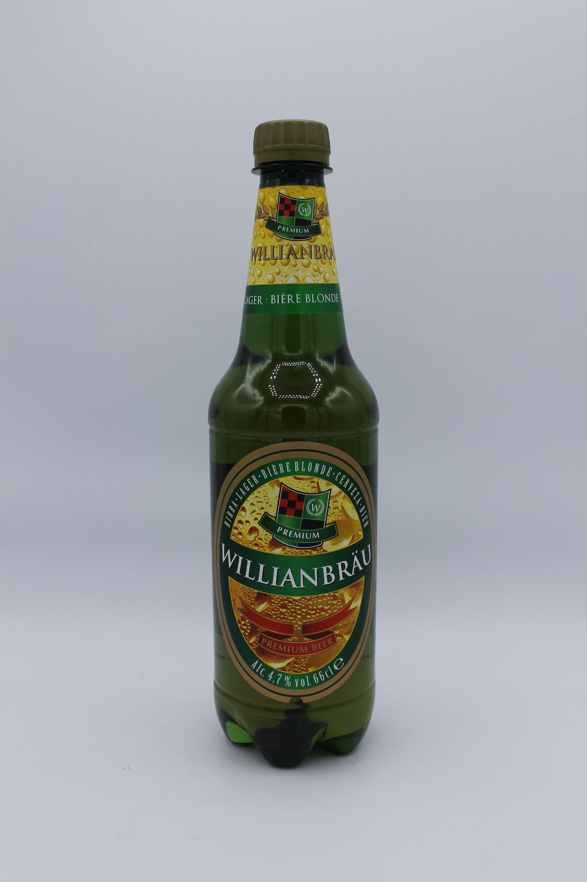 Willianbrau birra bottiglia 660ml.