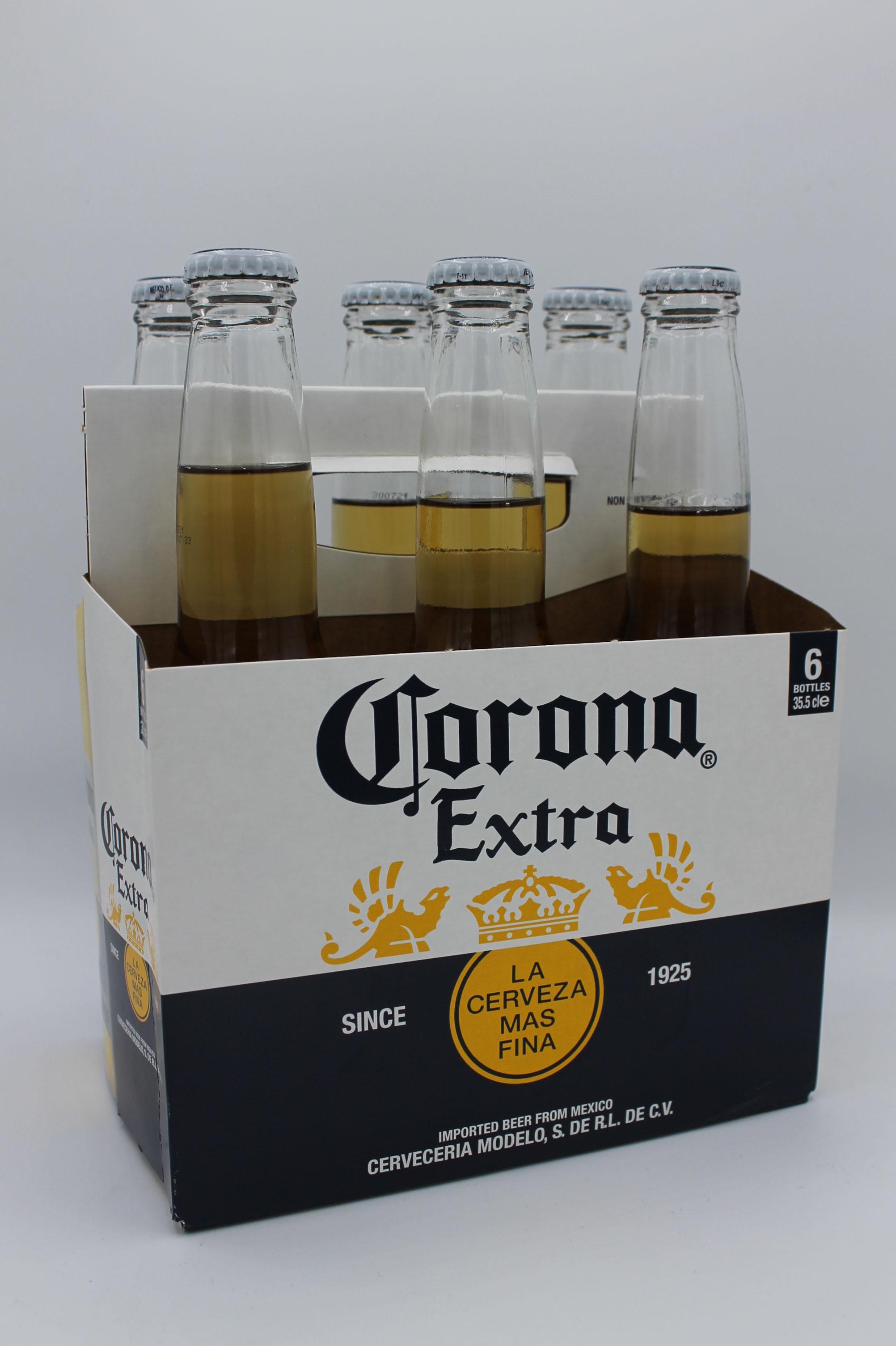 Corona birra bottiglia 355ml.