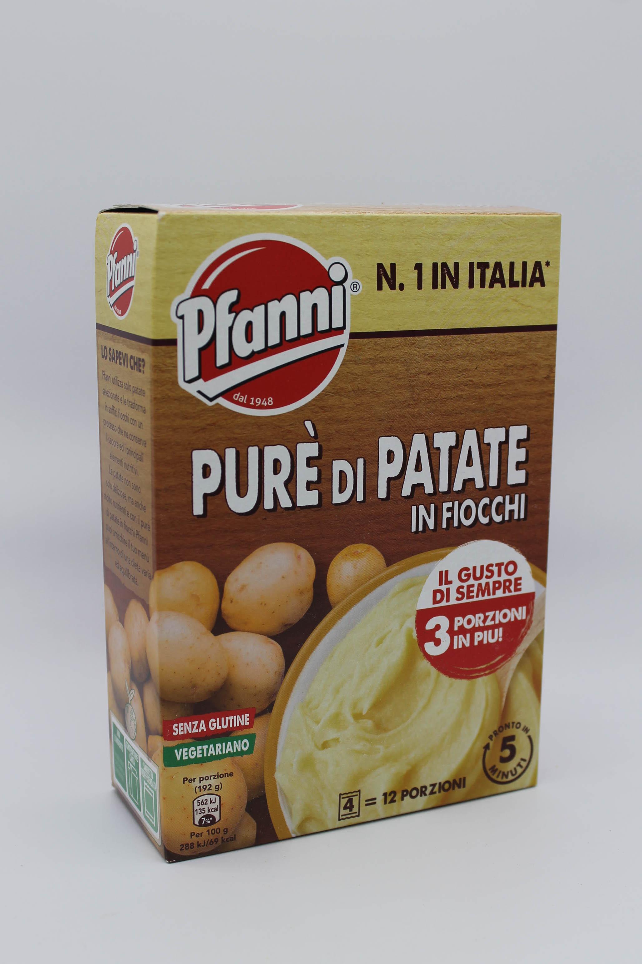 Pfanni purè di patate 300gr.