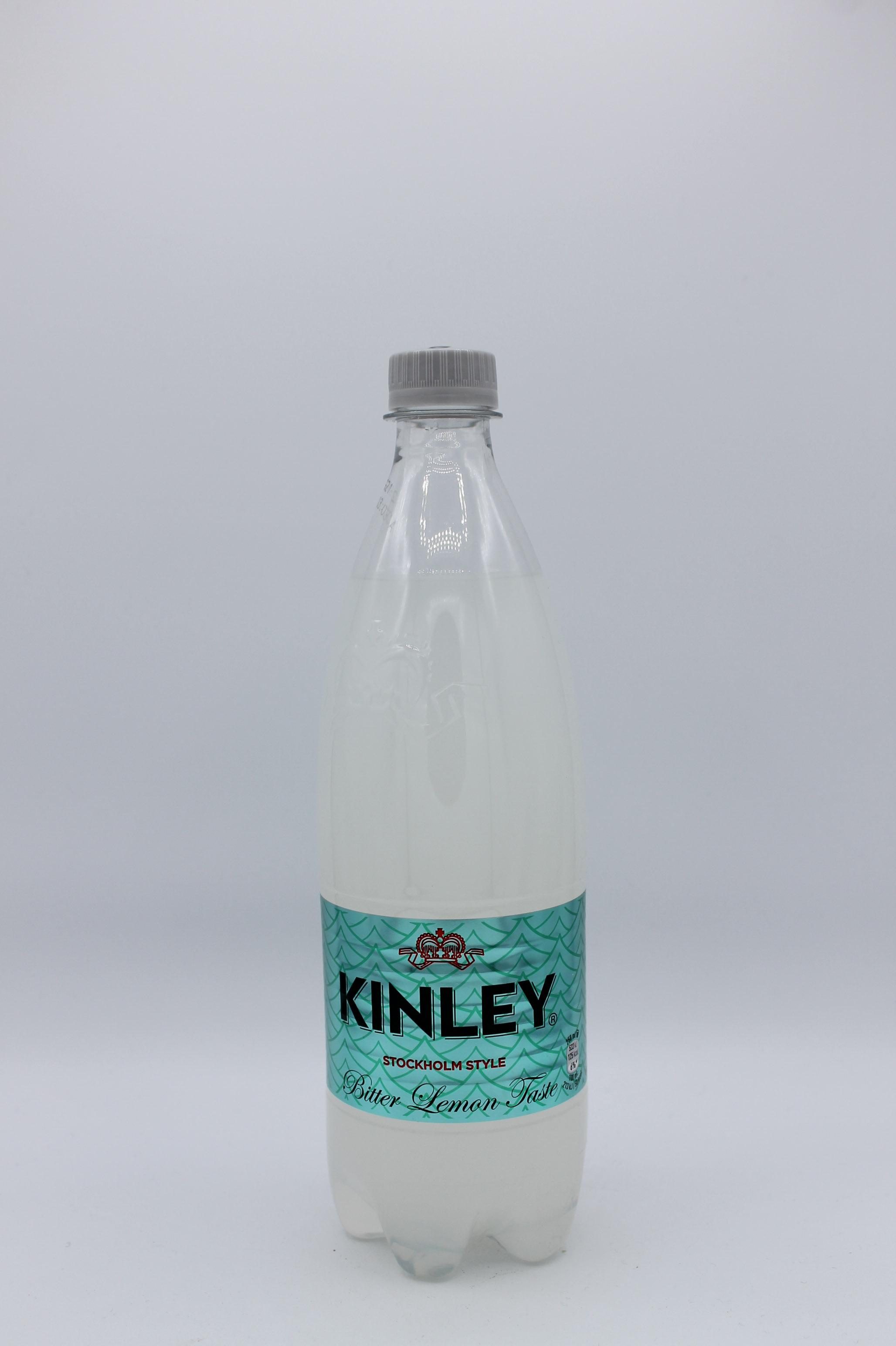 Kinley bottiglia limone 750ml.
