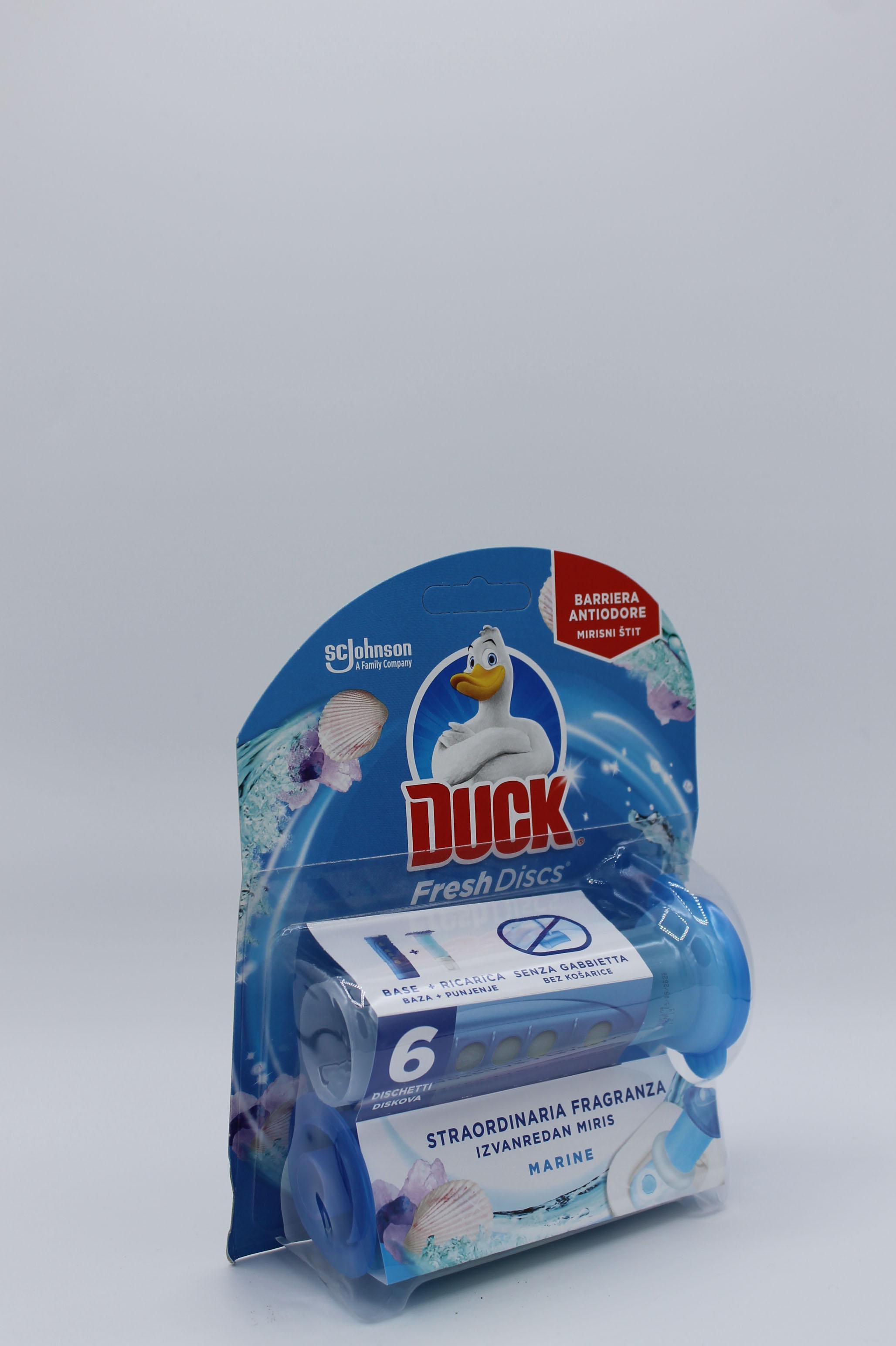 Duck dosatore e ricarica lime/marine 1pz.