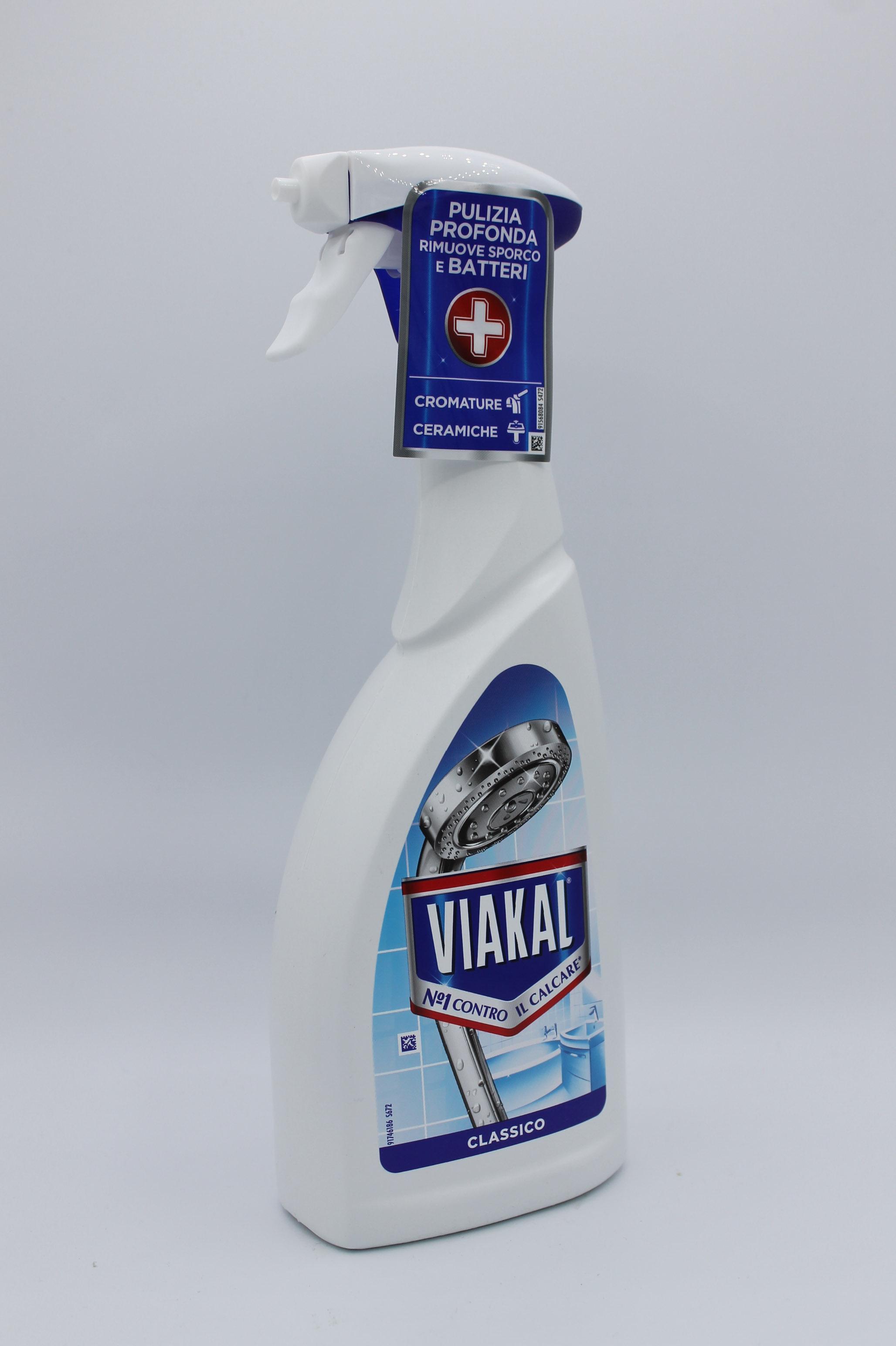 Viakal anticalcare spray 700ml.