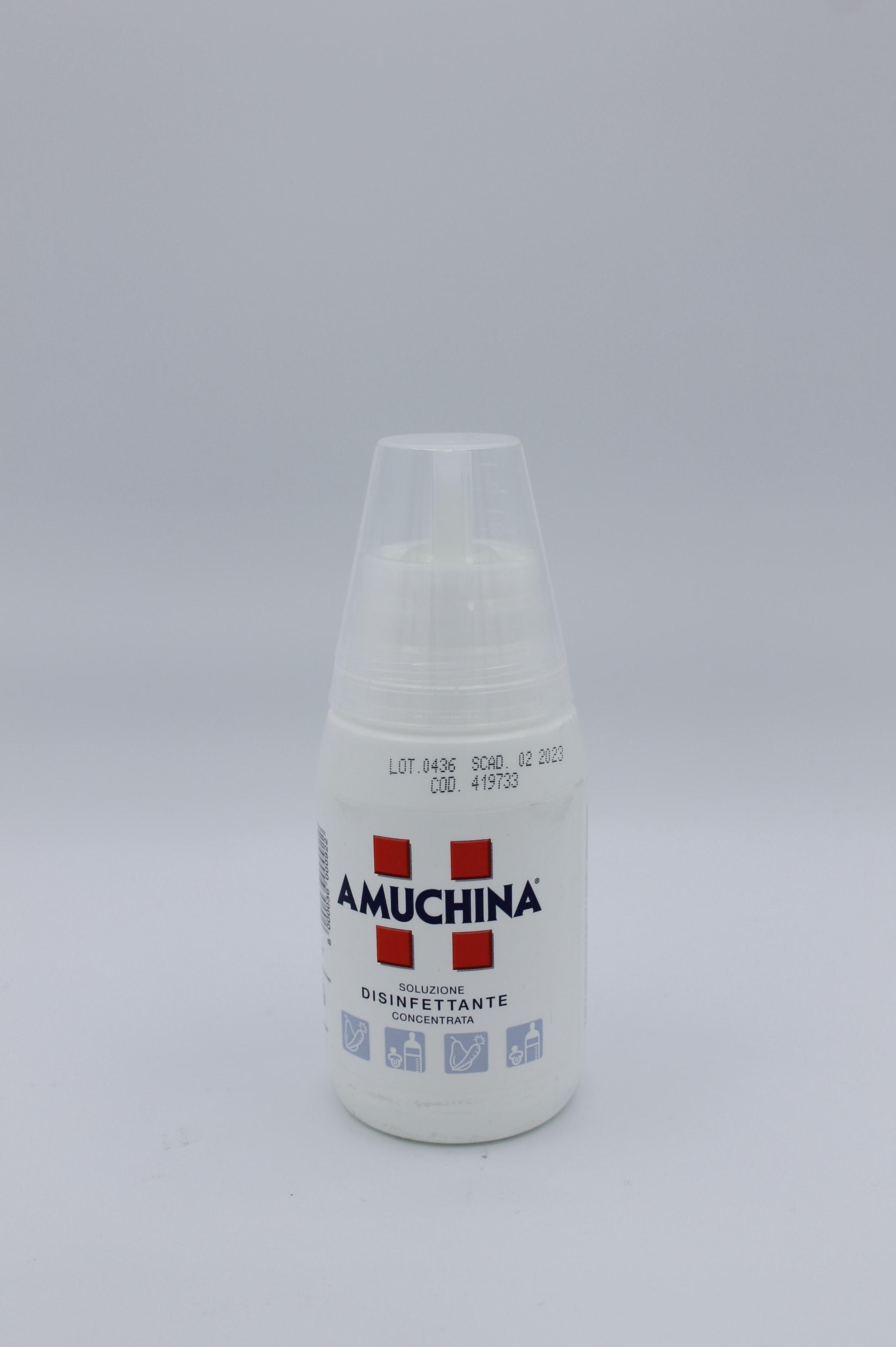 Amuchina soluzione disinfettante 250ml.