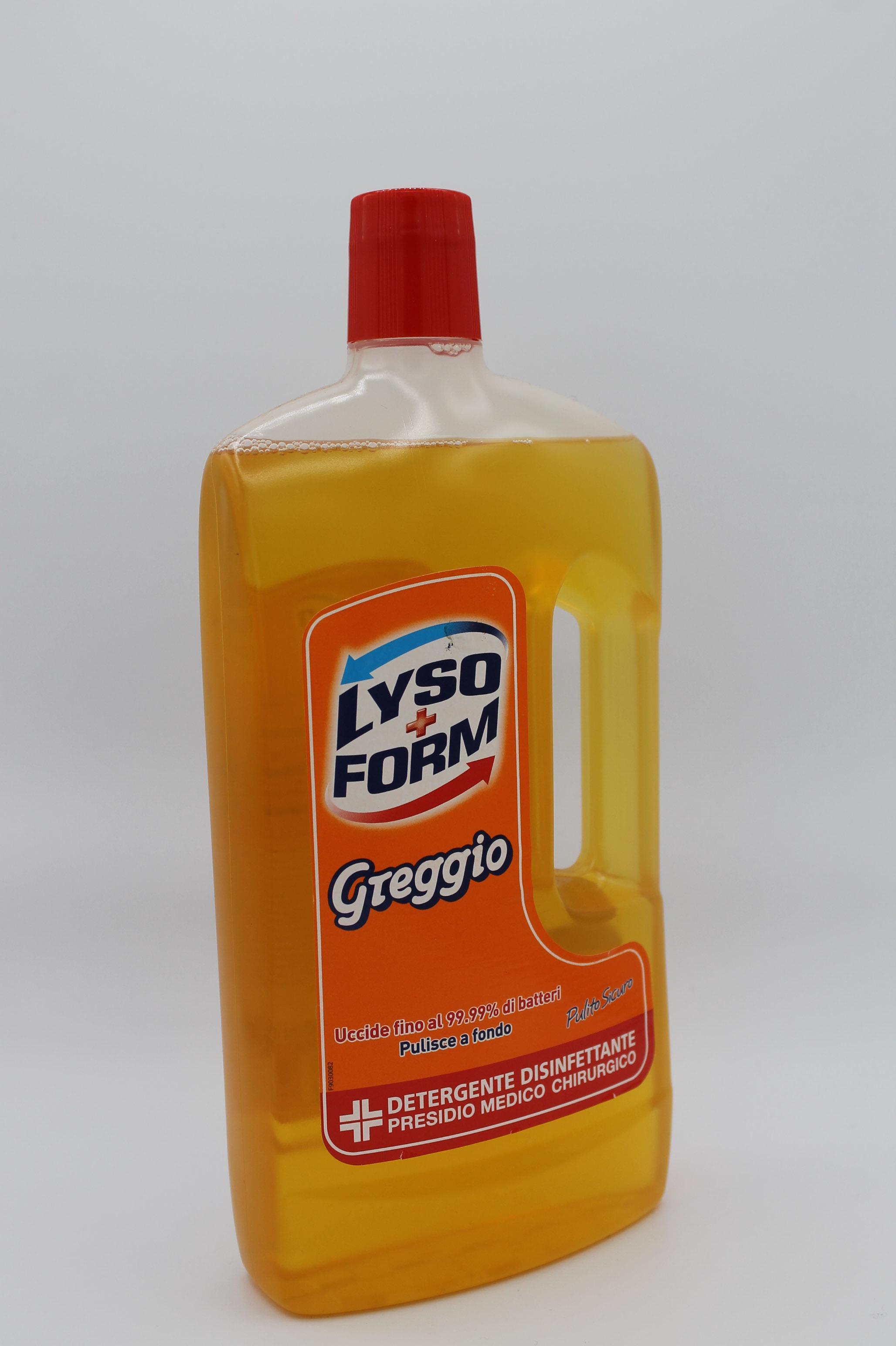 Lysoform detergente disinfettante greggio 1lt.