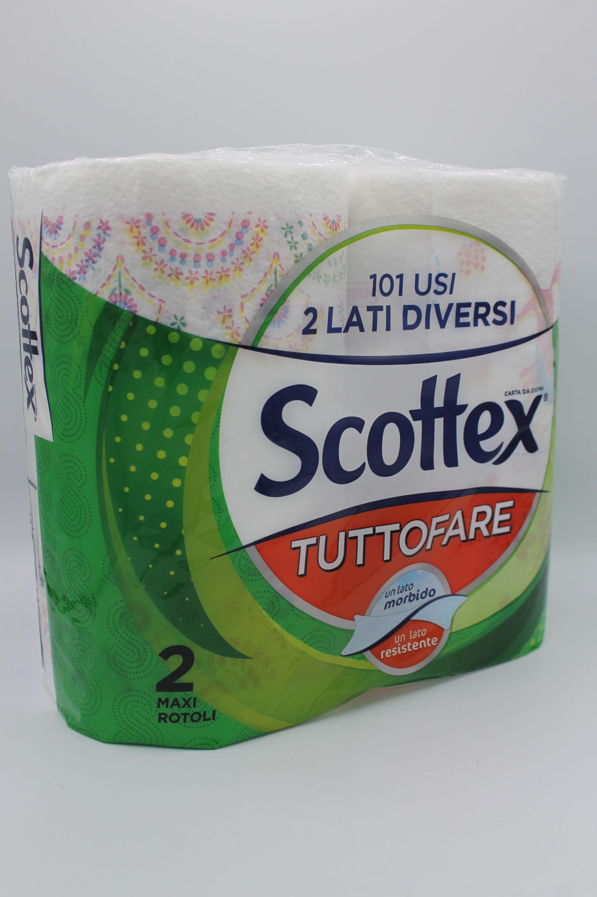 Scottex asciugatutto tuttofare 2pz.