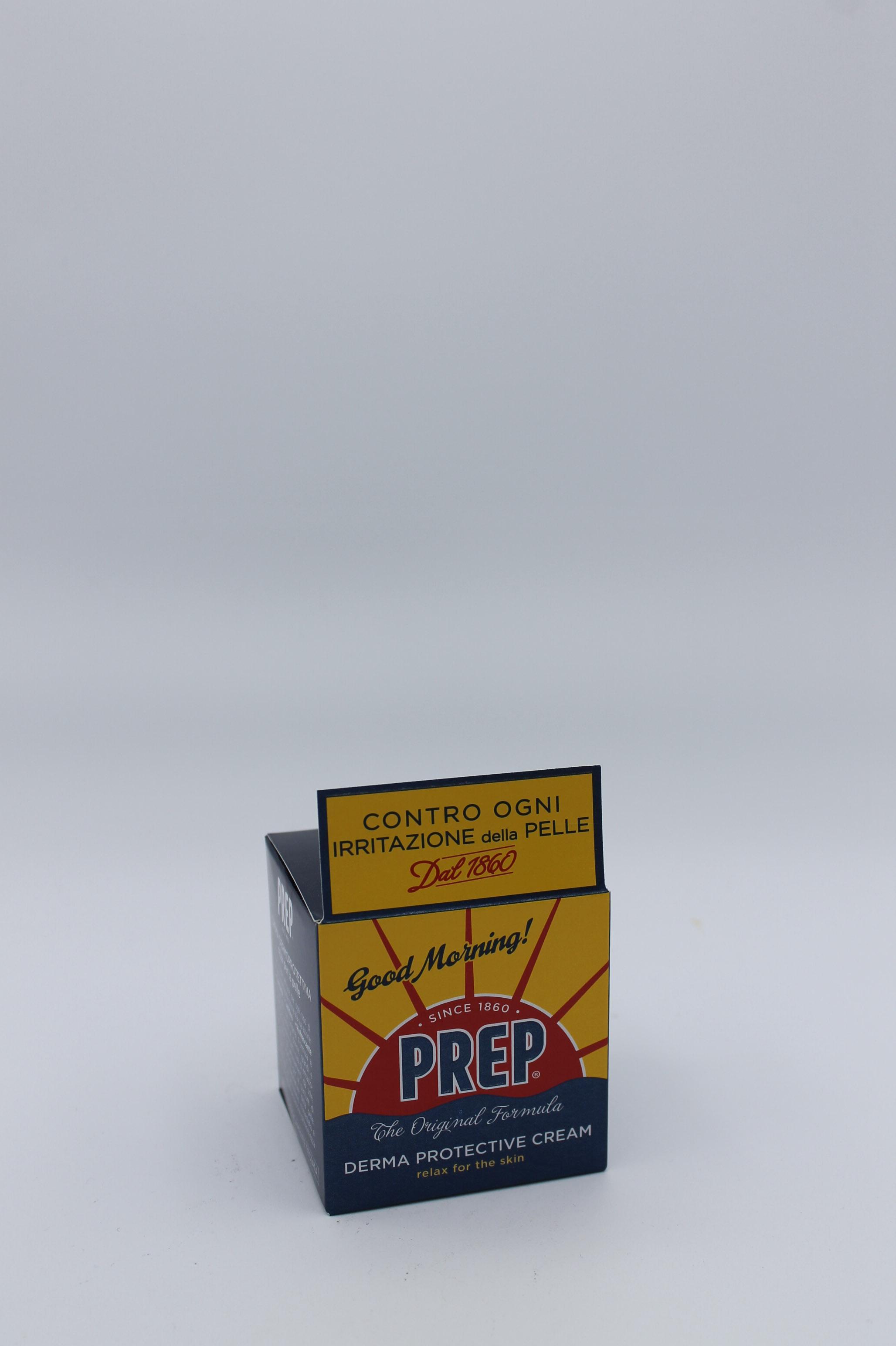 Prep crema dermoprotettiva vaso 75ml.