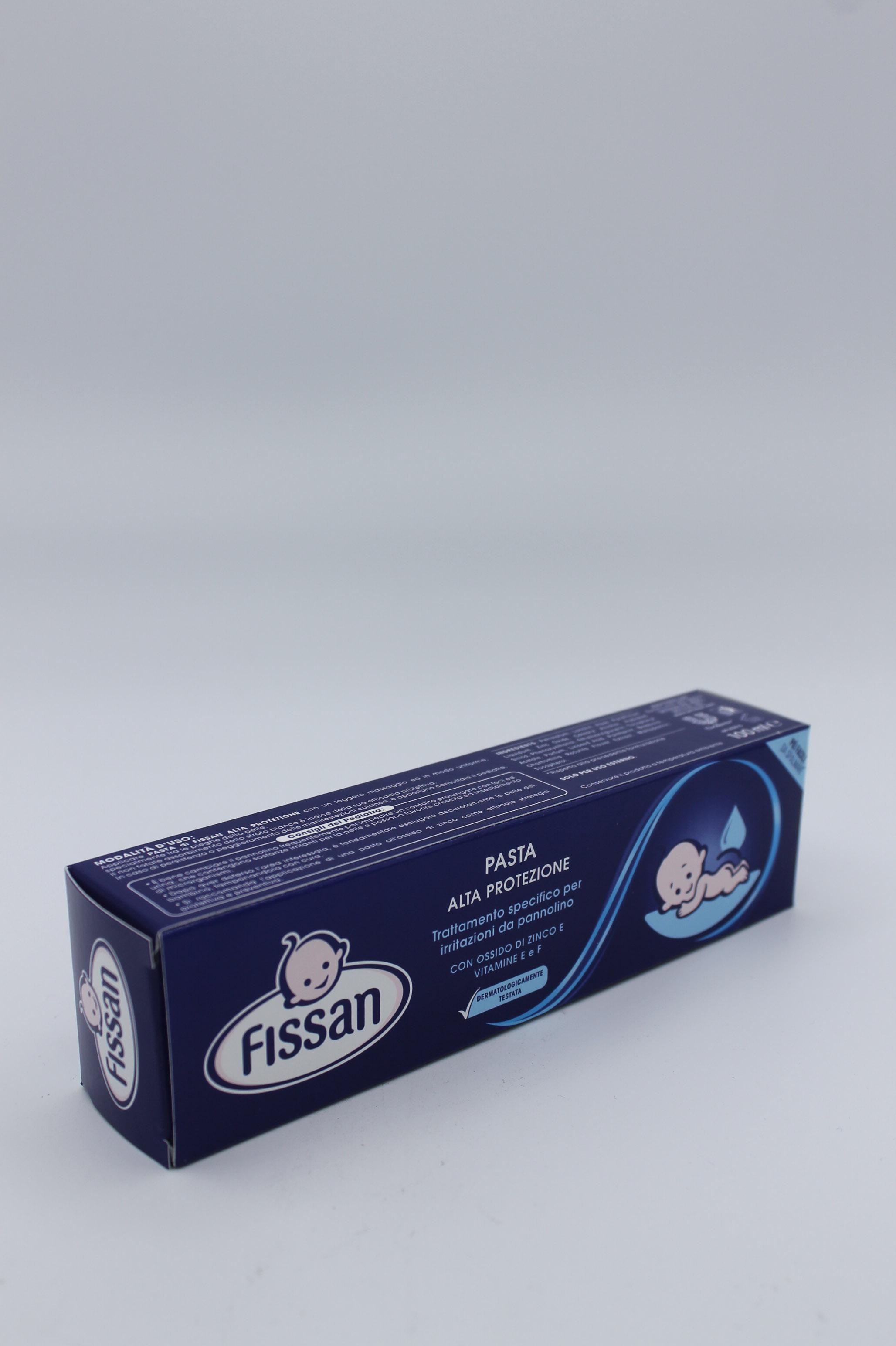 Fissan pasta alta protezione 100gr.