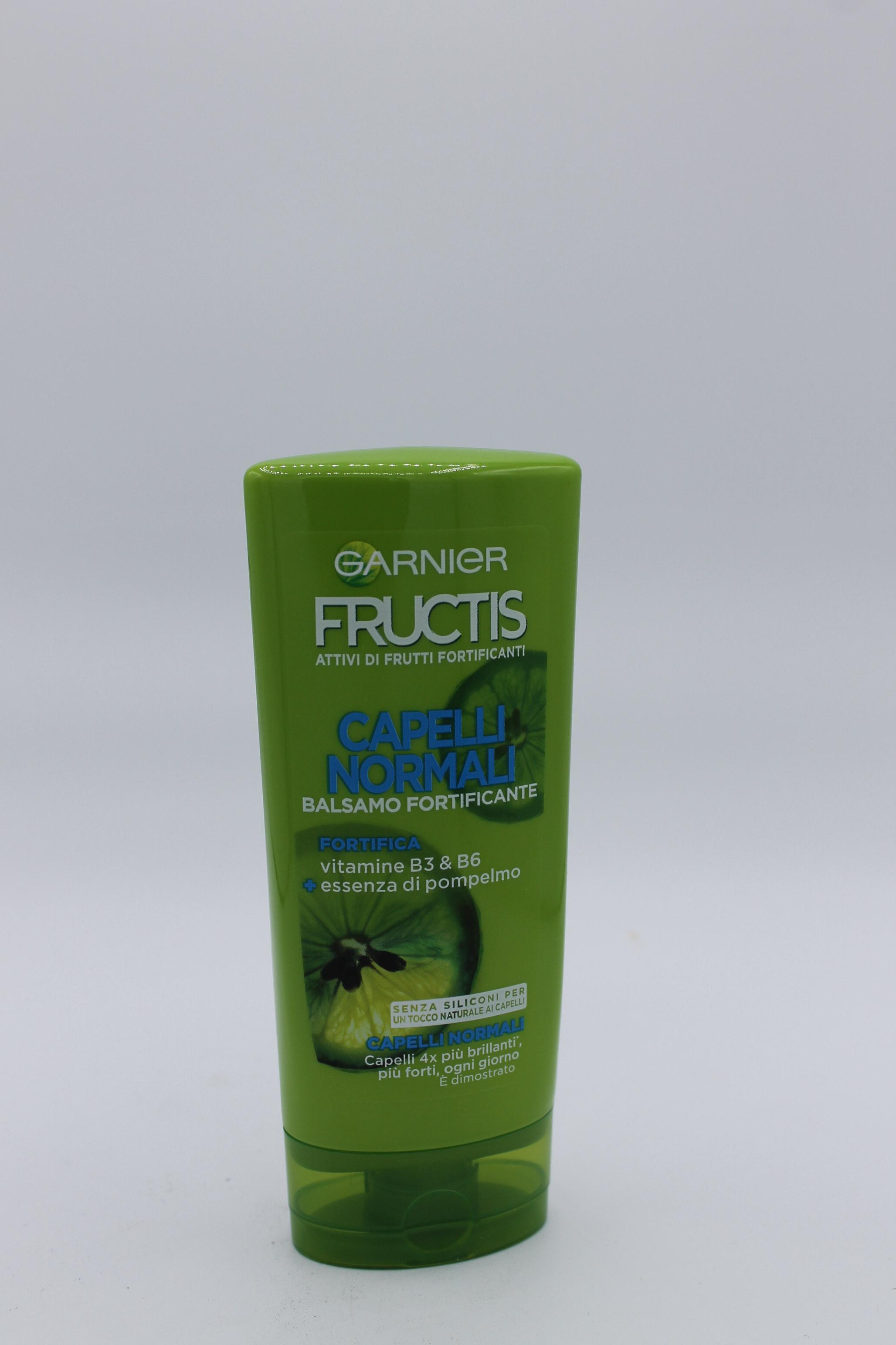 Garnier fructis balsamo 200ml vari tipi.