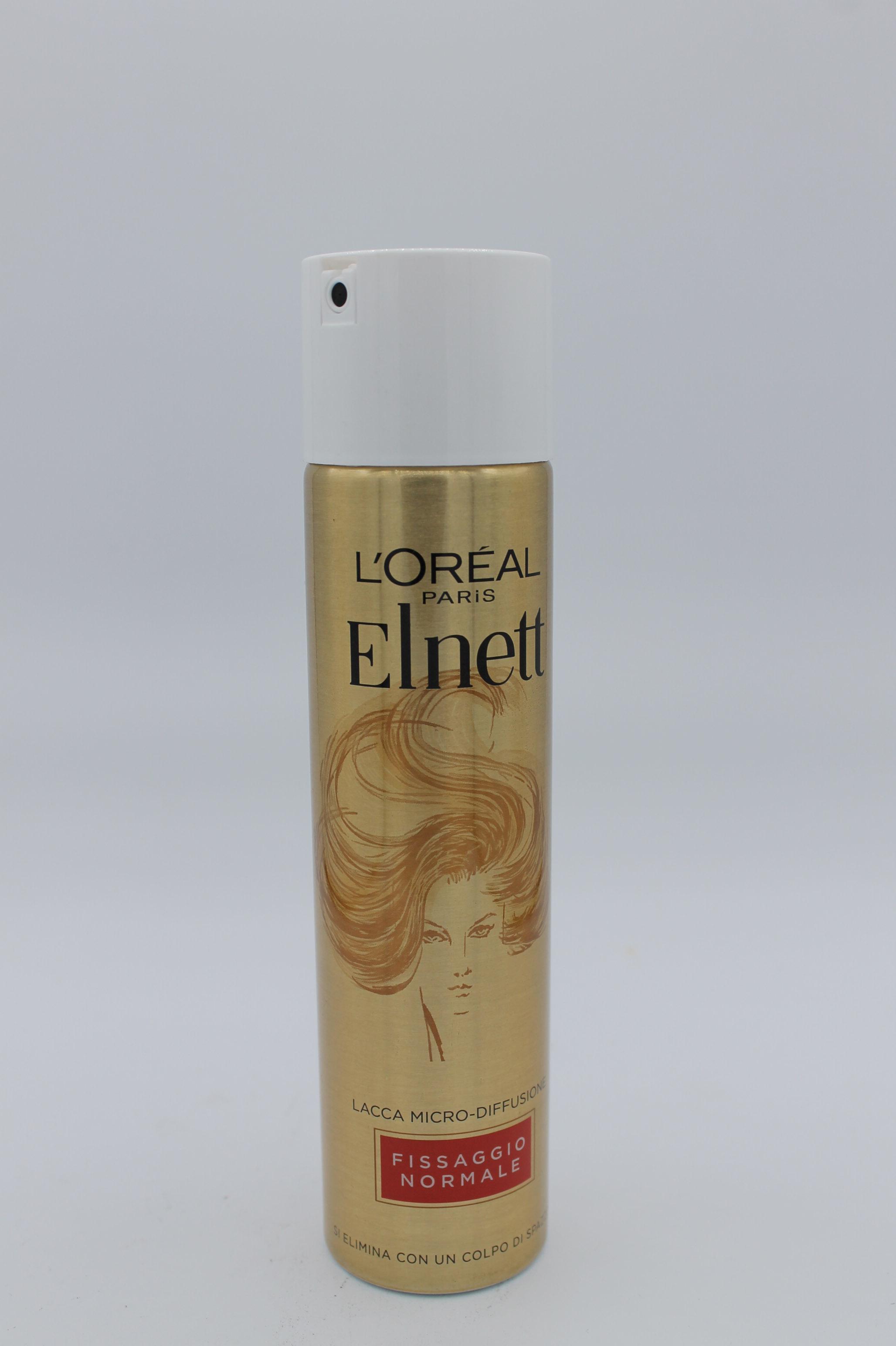 L' Oréal lacca fissaggio normale 250ml.