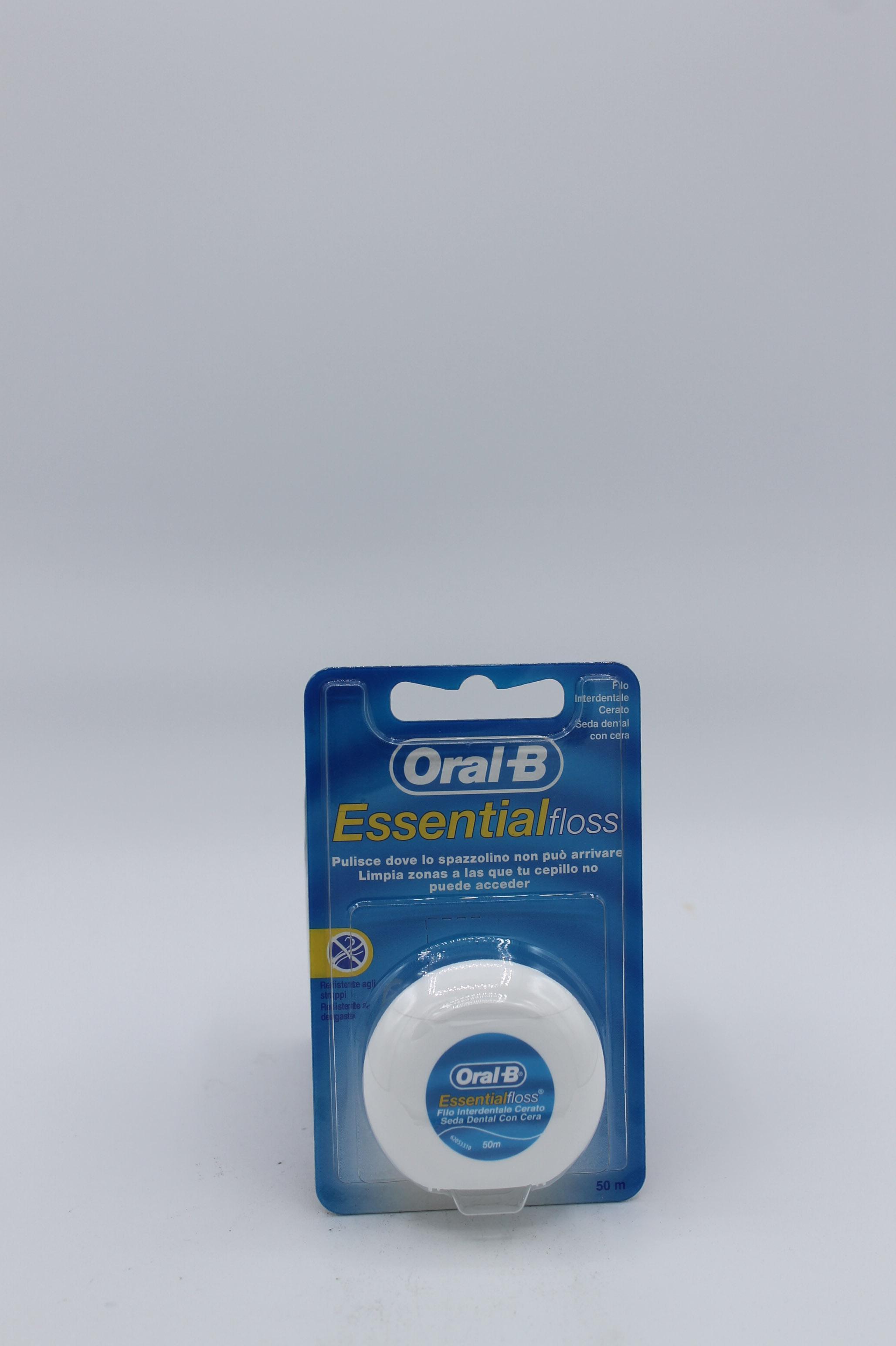Oral B filo interdentale cerato 50mt.