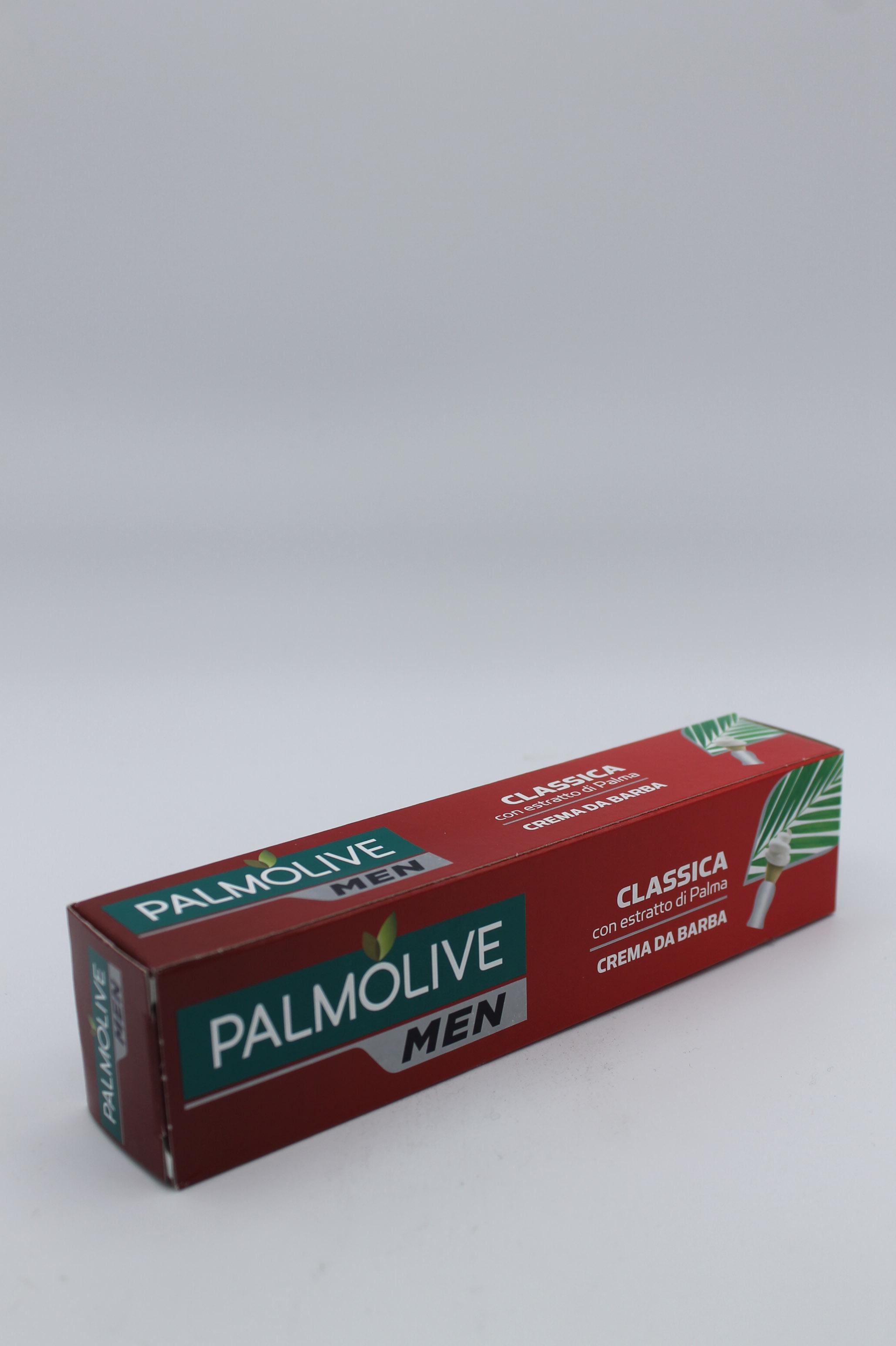 Palmolive crema barba tubo 100ml.