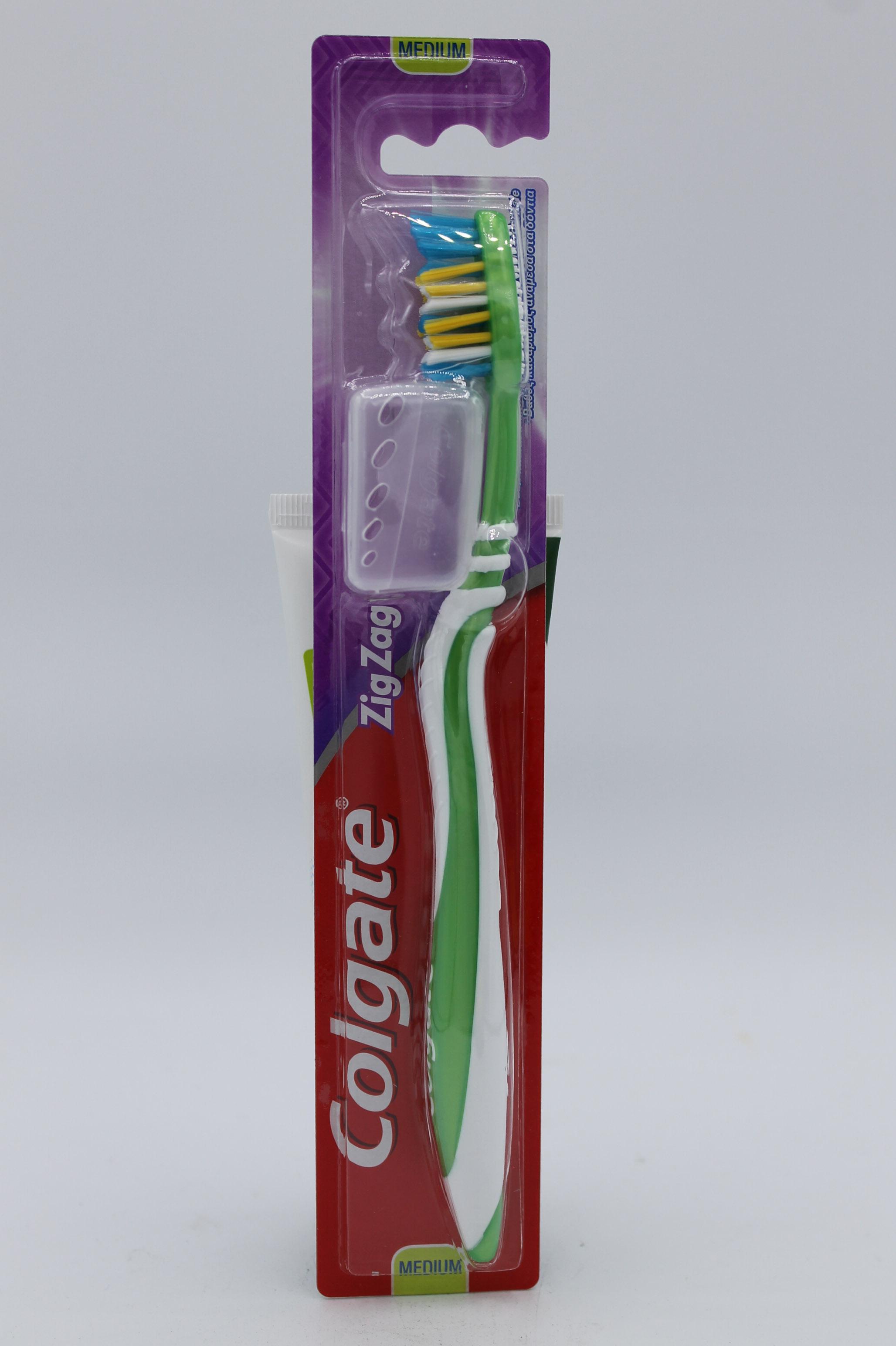 Colgate spazzolino setole medie 1pz.
