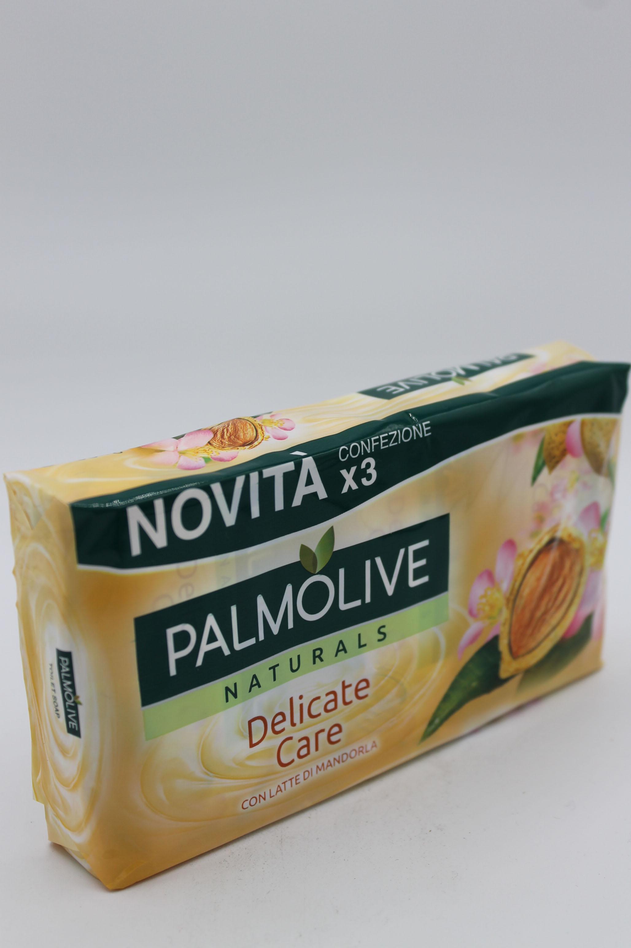 Palmolive sapone solido mandorla 3x90gr.