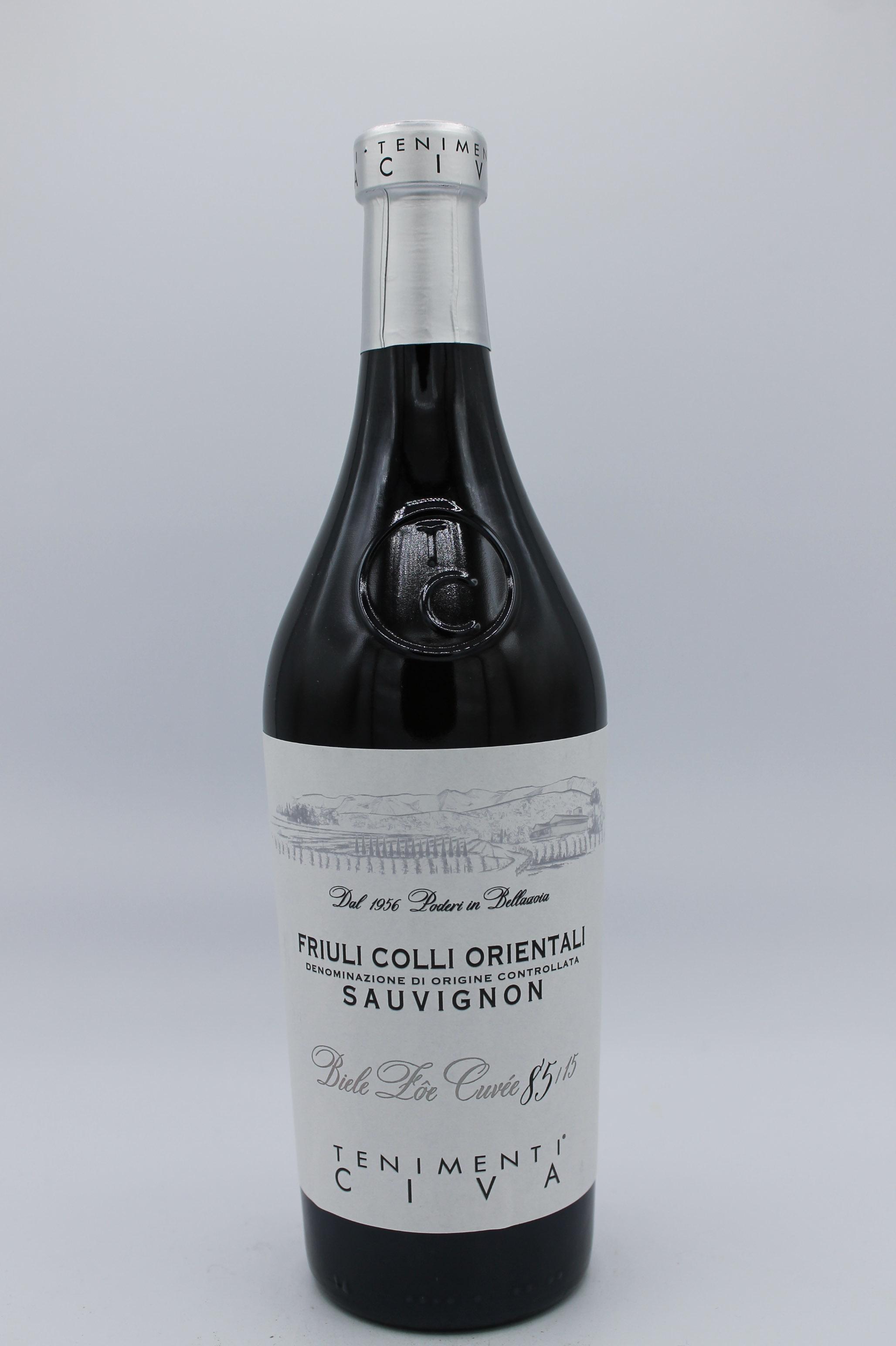 Tenimenti Civa Sauvignon 750ml.