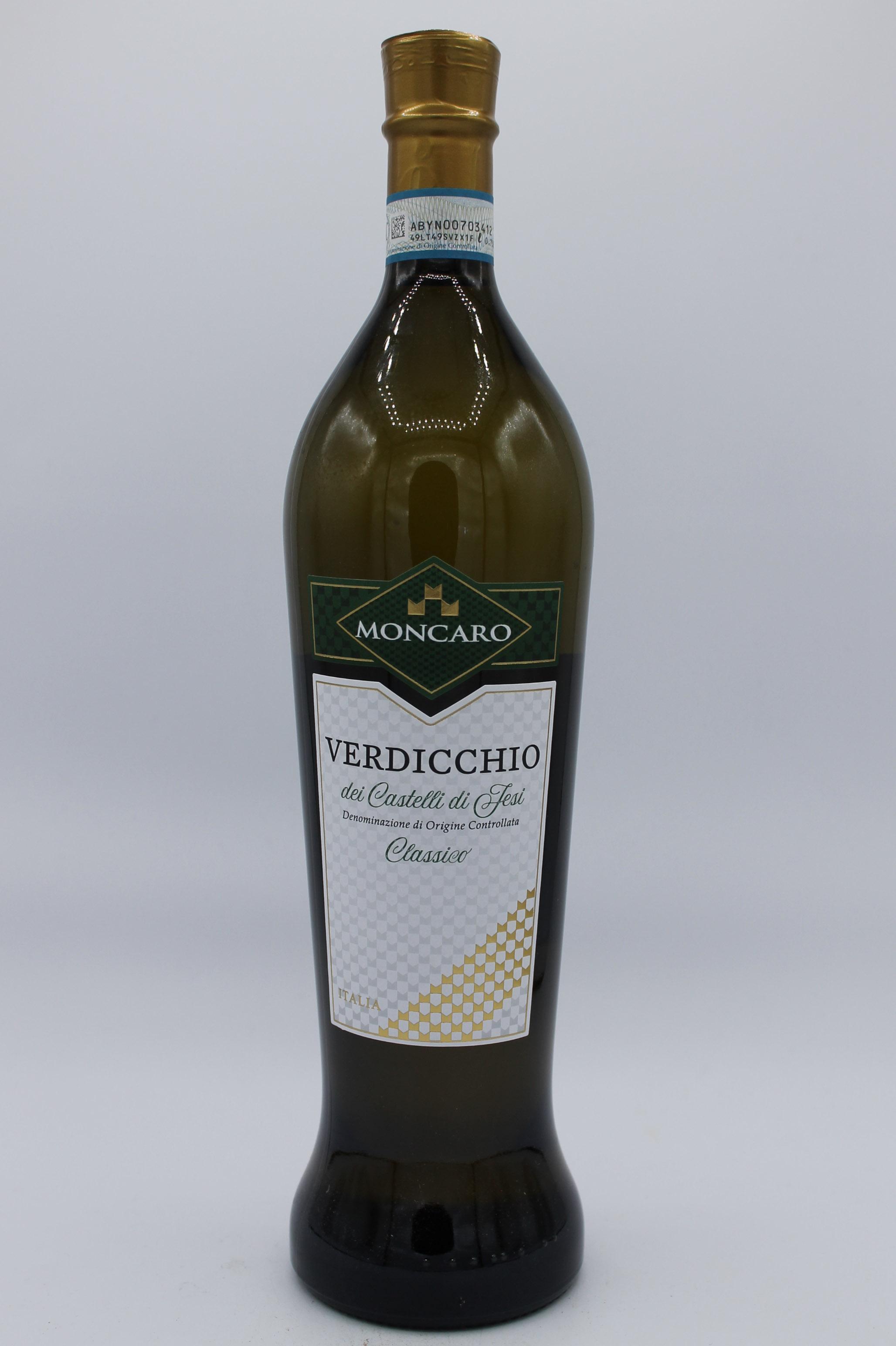 Moncaro Verdicchio DOC 750ml.