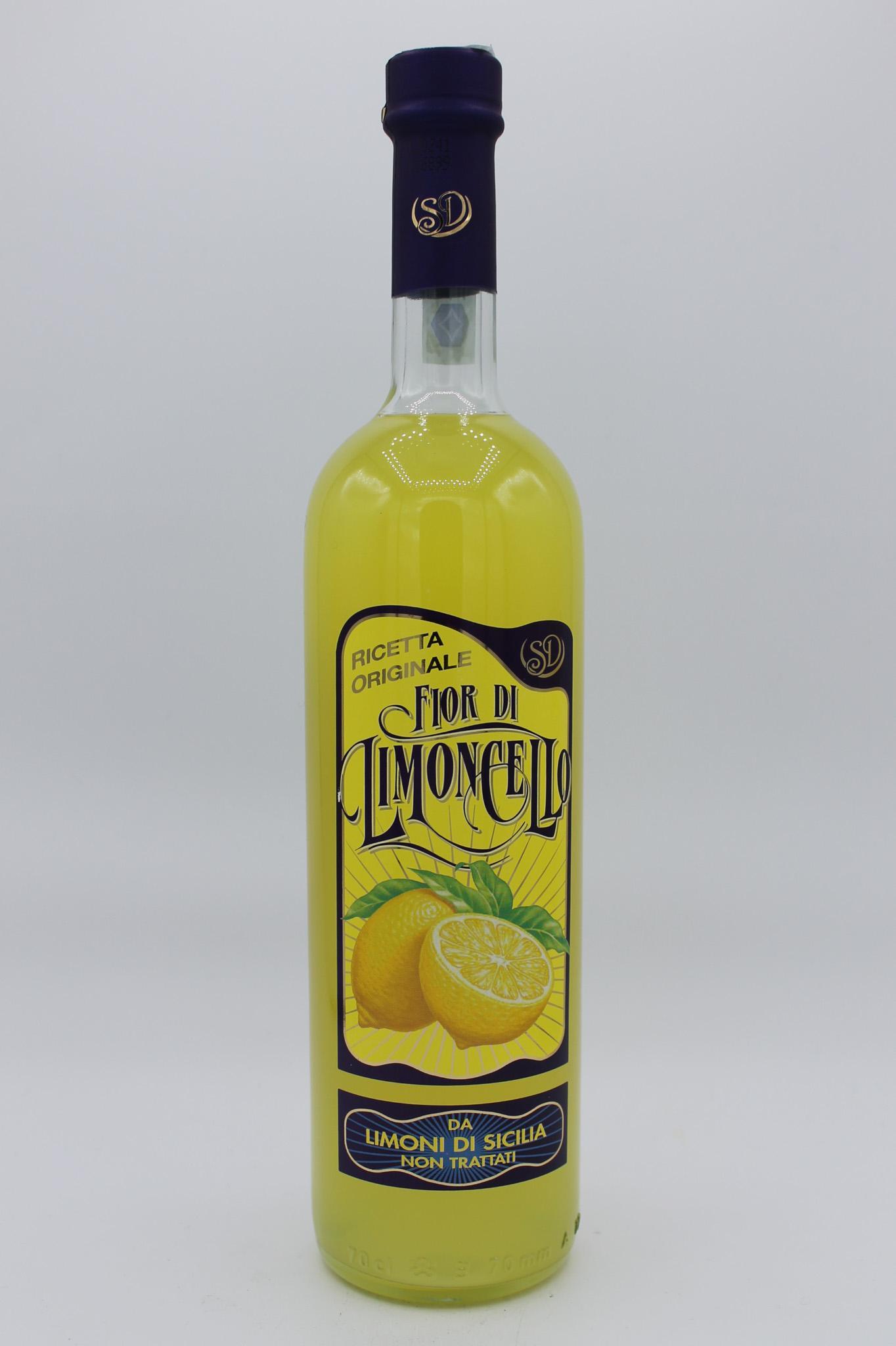 Liquore fior di limoncello 700ml.