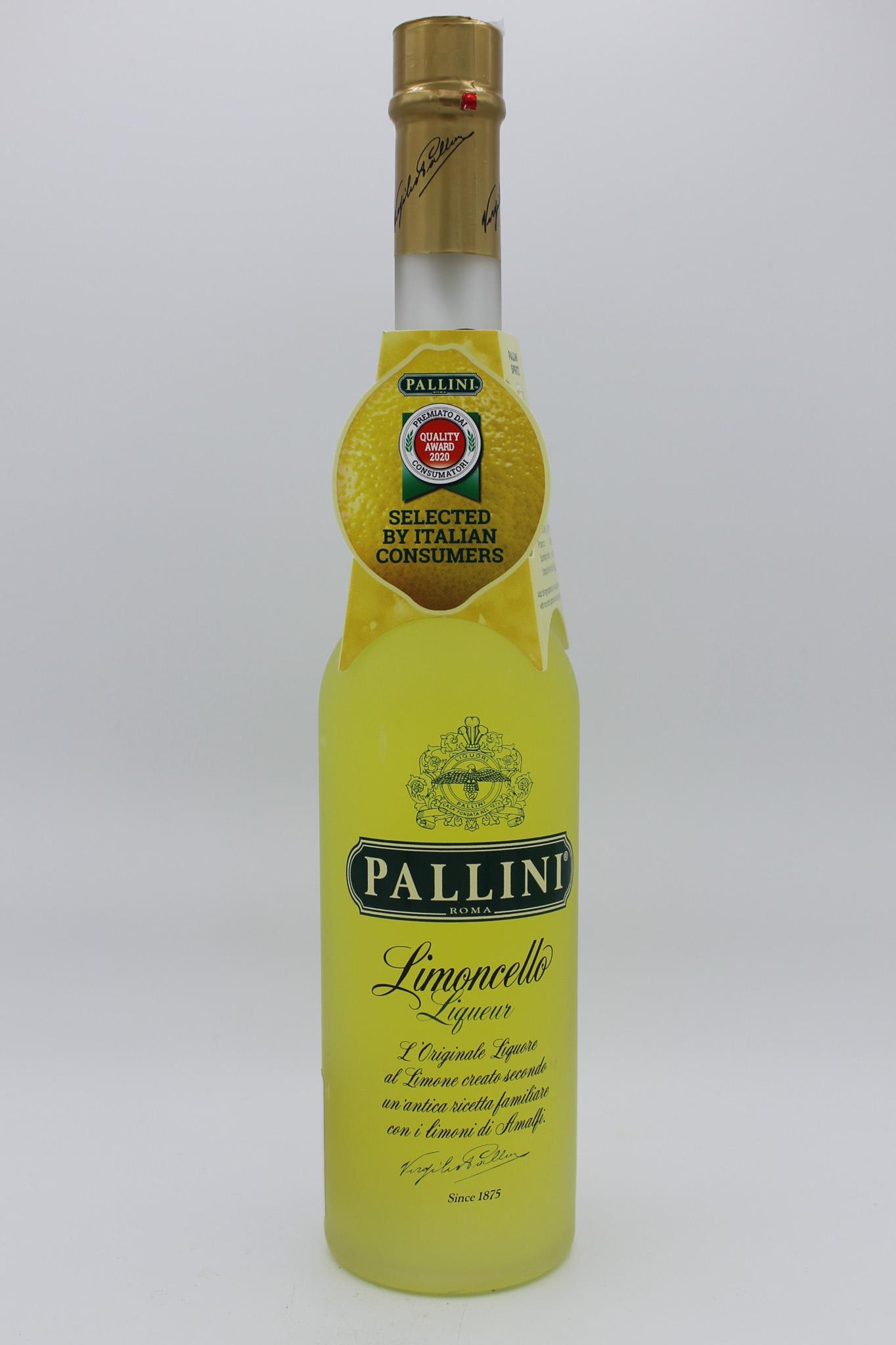 Pallini limoncello 500ml.