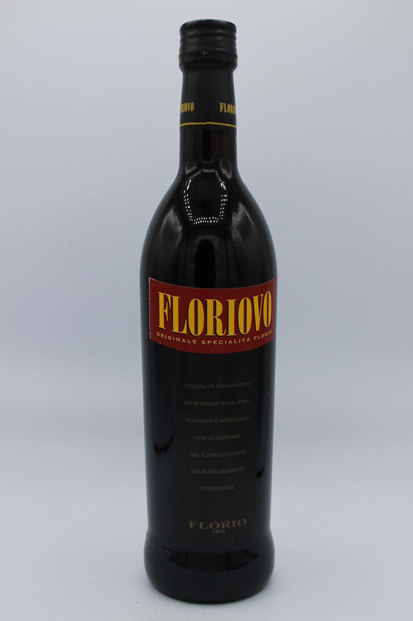 Floriovo liquore bottiglia 750ml.