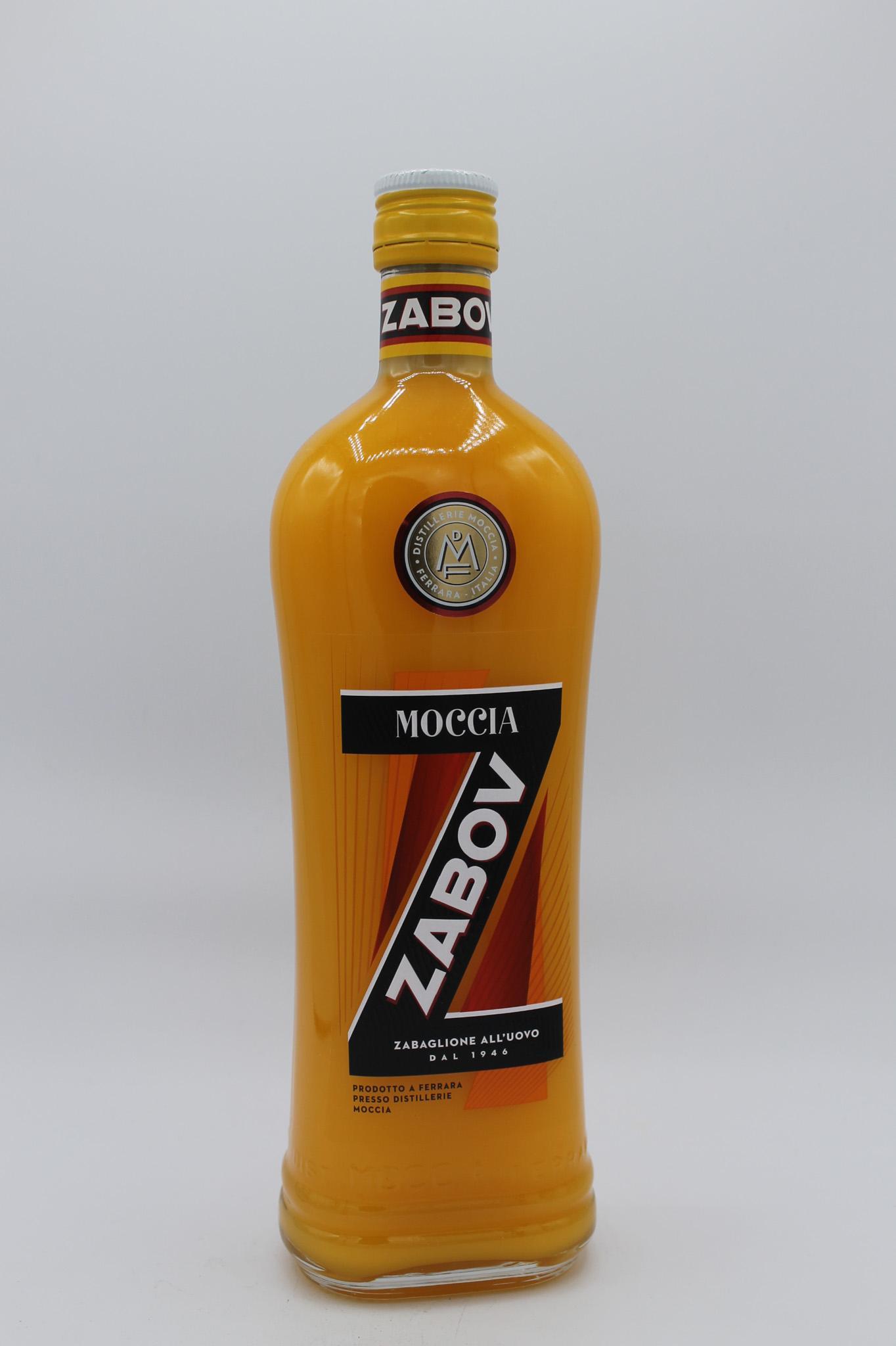 Moccia zabov liquore all' uovo 700ml.
