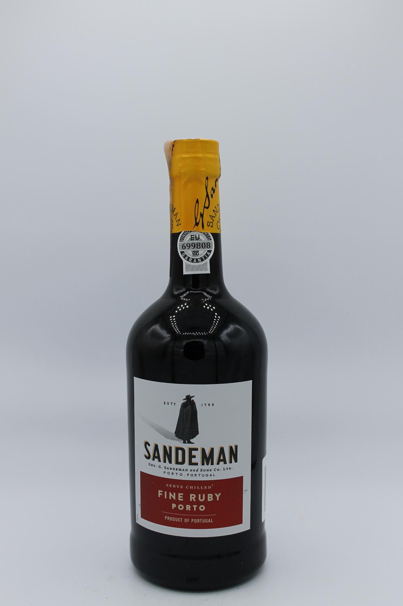 Sandeman porto bottiglia 750ml.