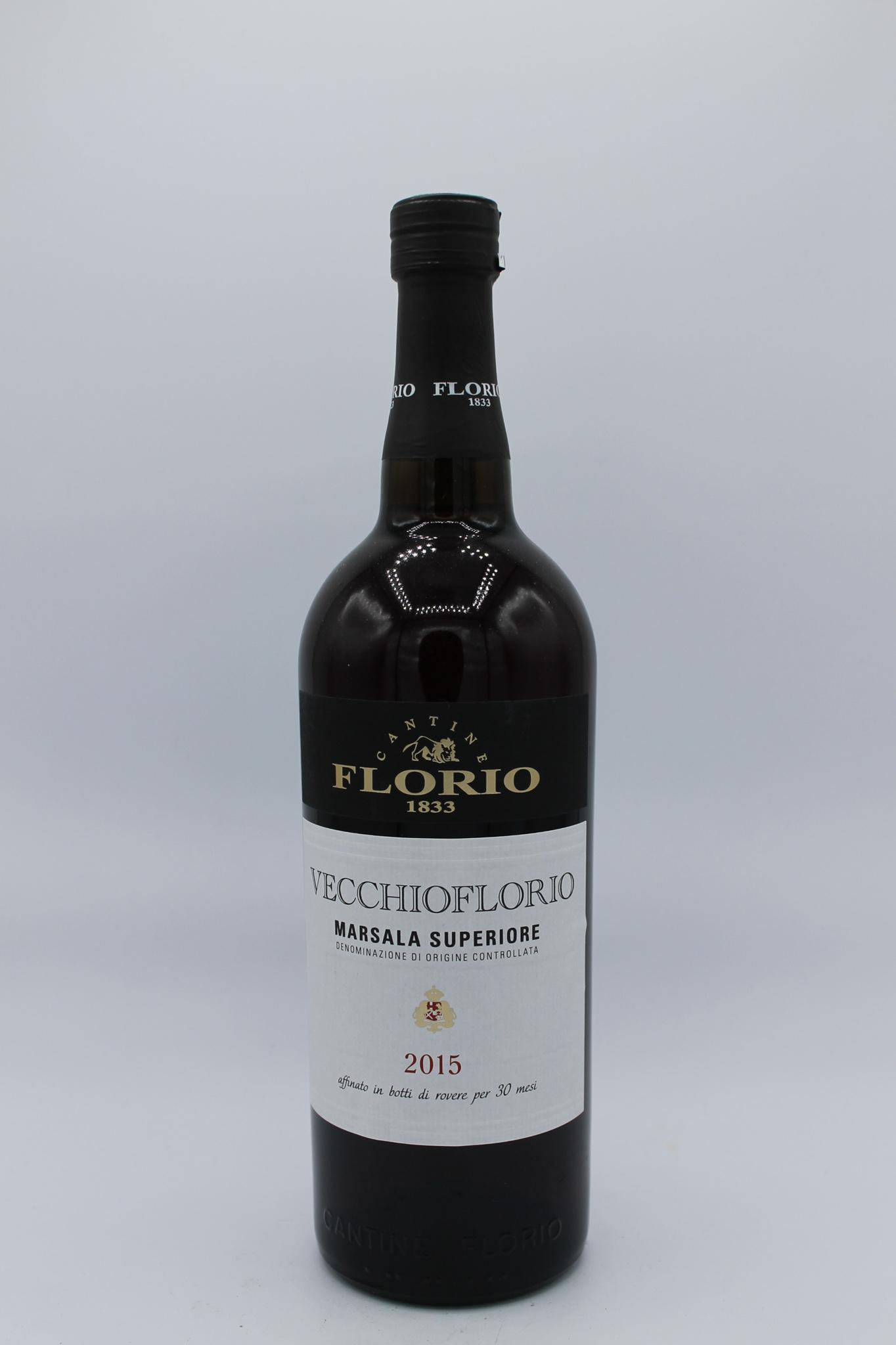 Cantine Florio marsala superiore DOC 750ml.