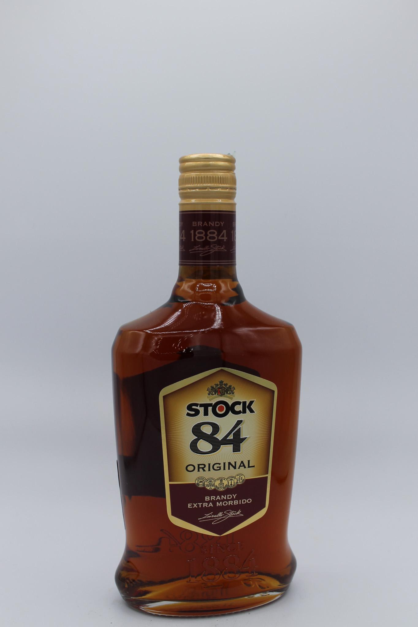 Stock 84 brandy 700ml.