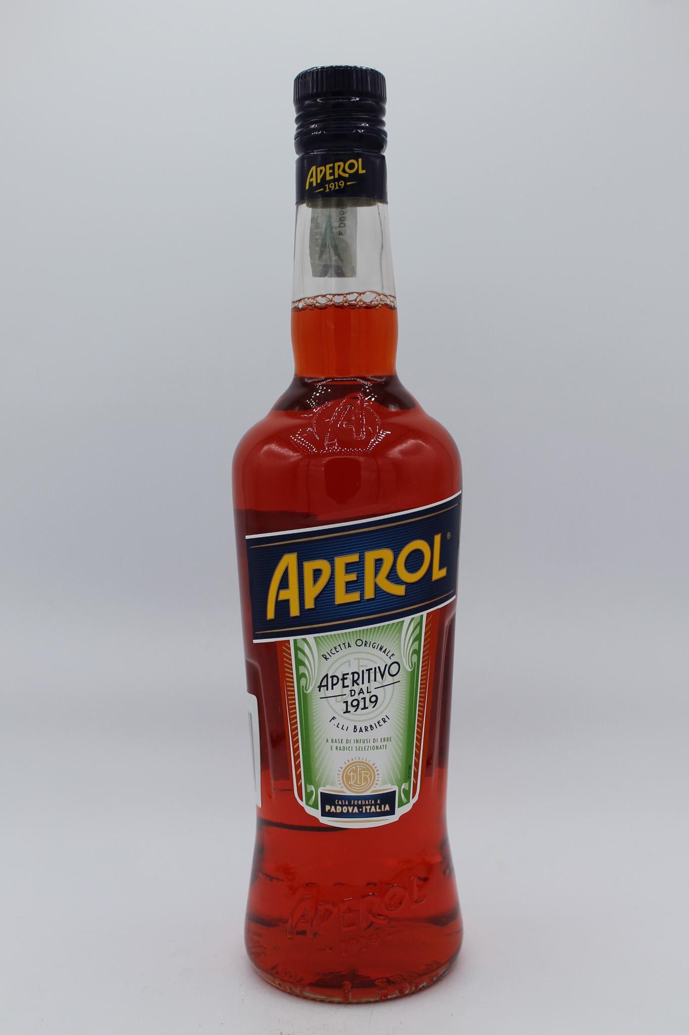 Aperol aperitivo alcolico 700ml.