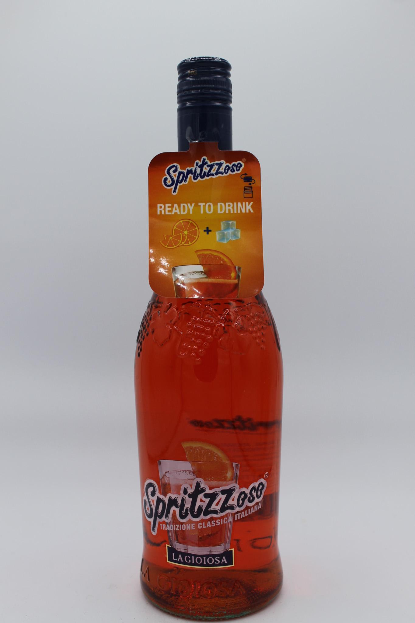 La Gioiosa aperitivo spritzzoso bottiglia 750ml.