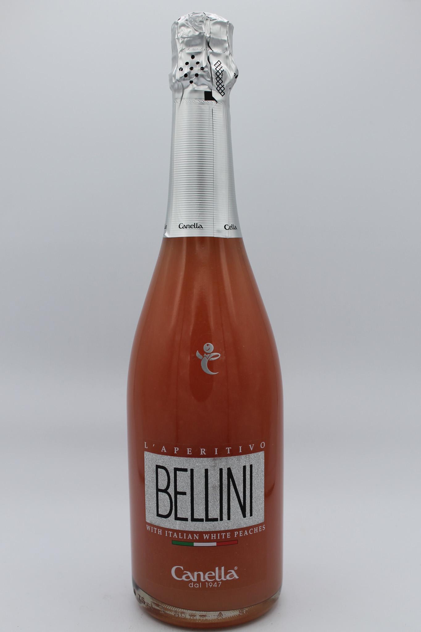 Canella cocktail bellini 750ml.