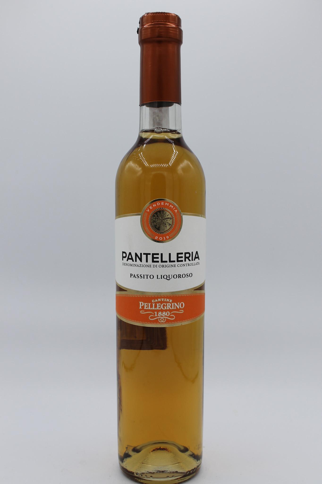 Pellegrino passito di pantelleria DOC 500ml.