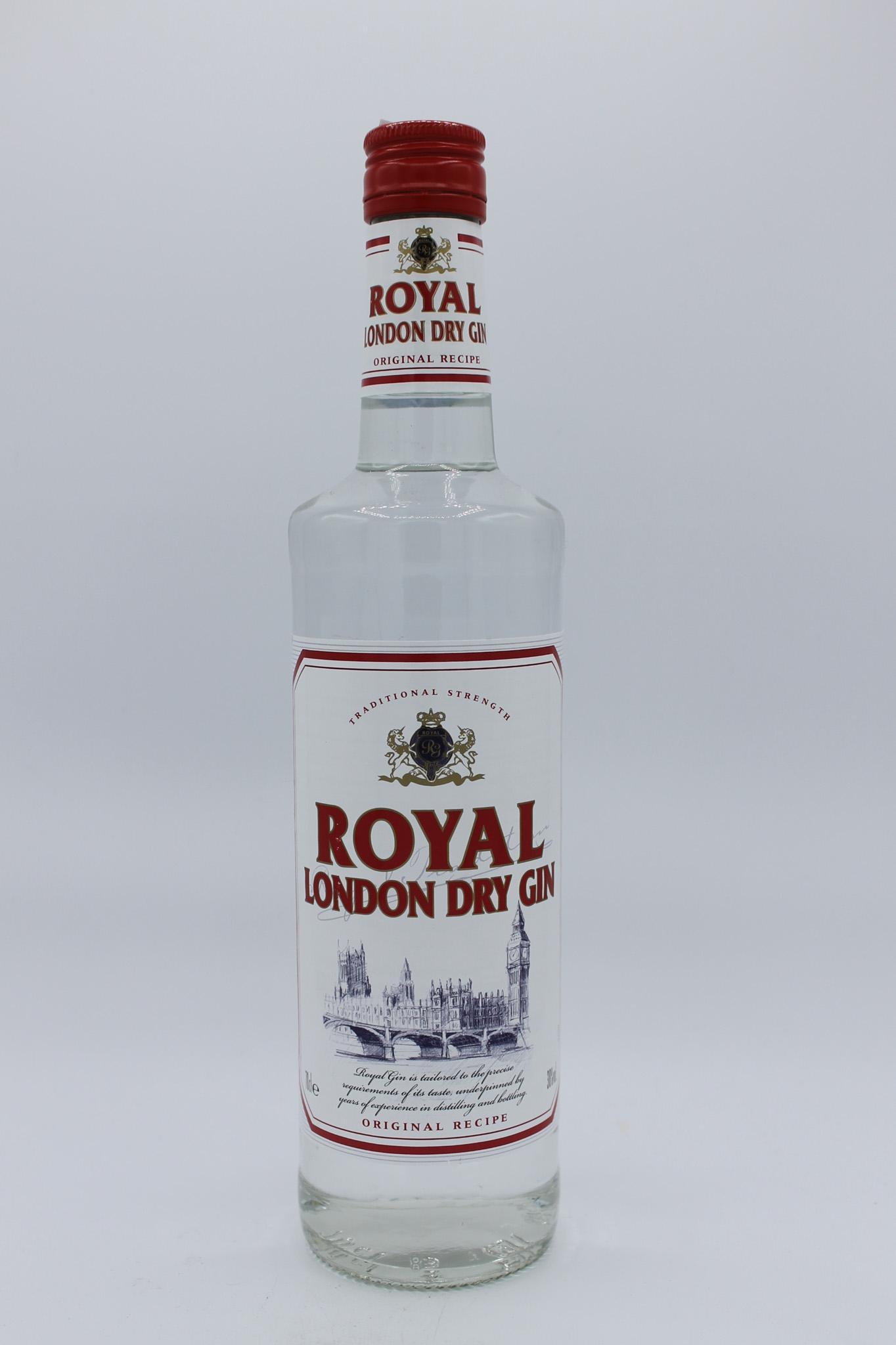 Royal london dry gin 700ml.