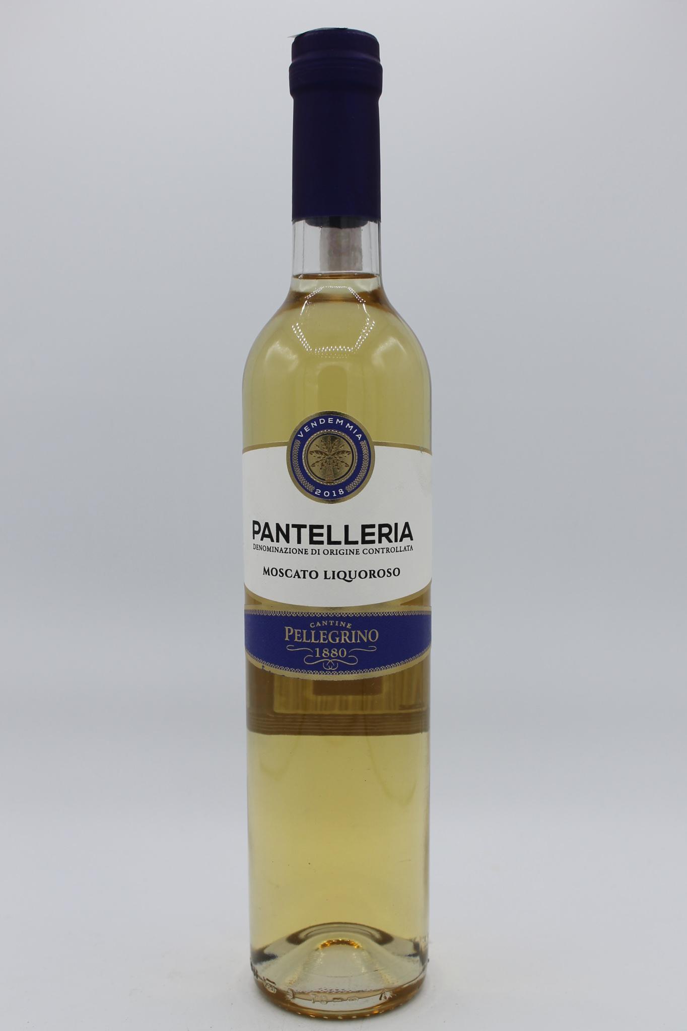 Pellegrino moscato di pantelleria 500ml.