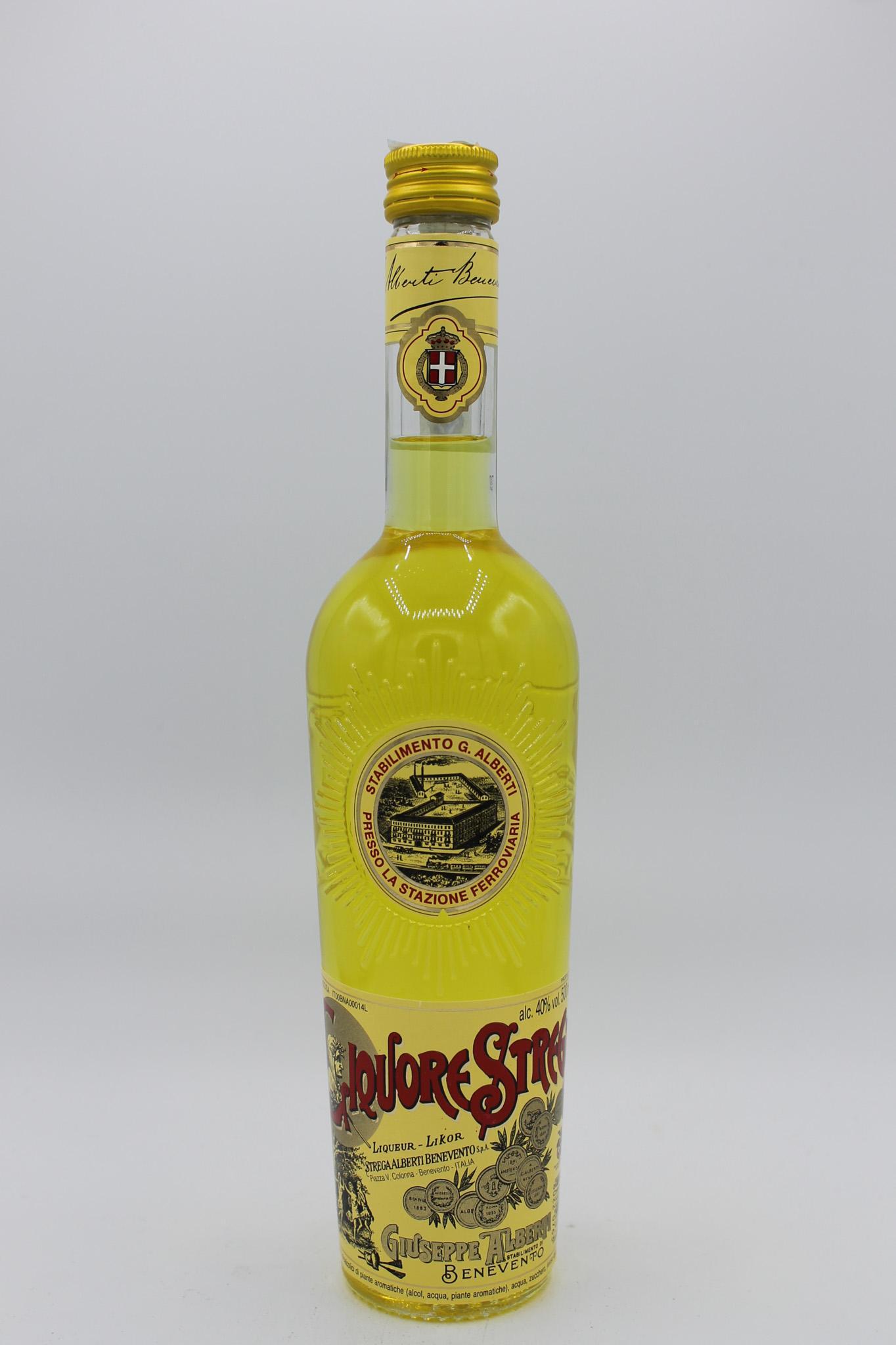 Liquore Strega 500ml.