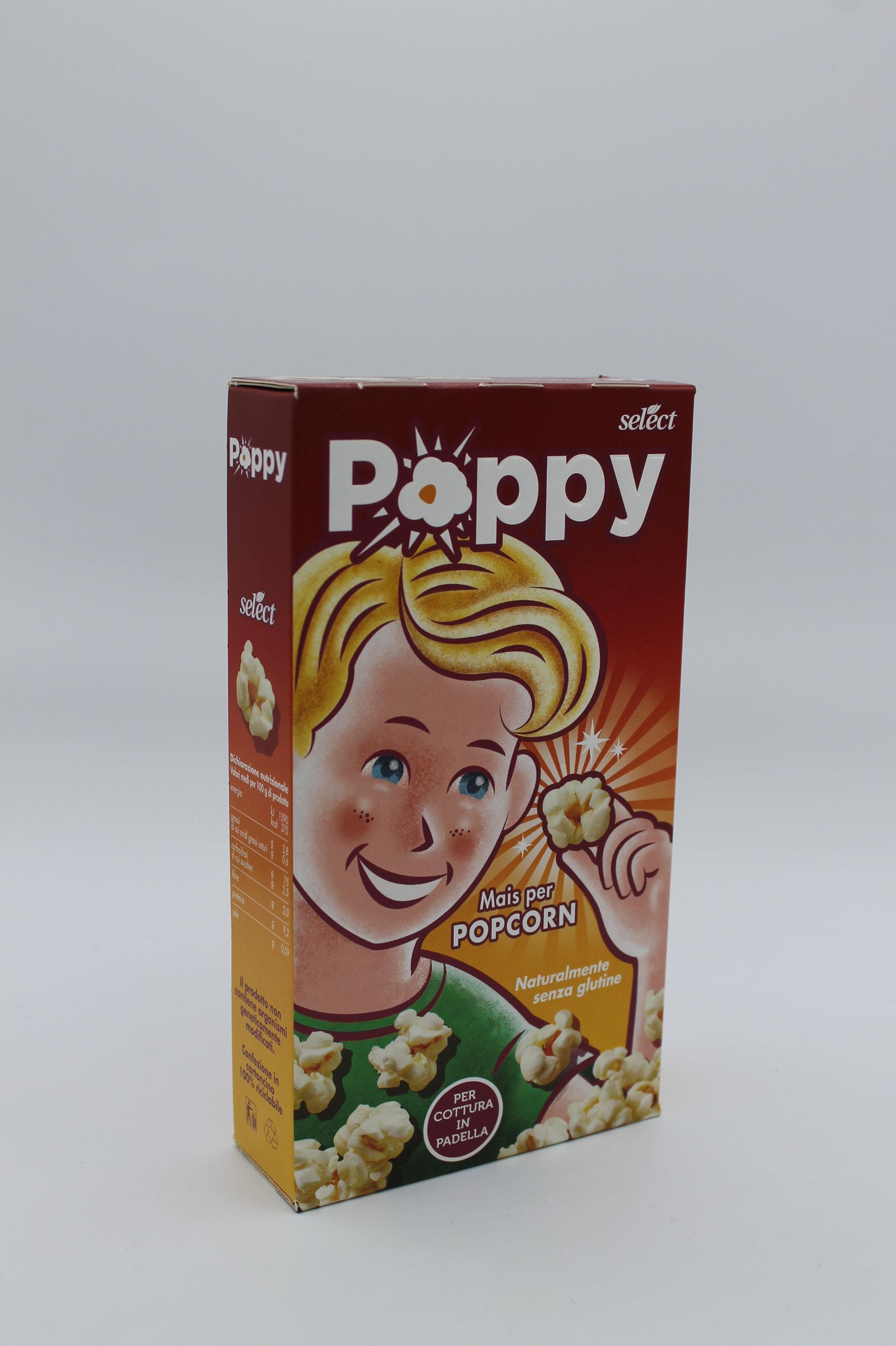 Select mais per pop corn 250gr.