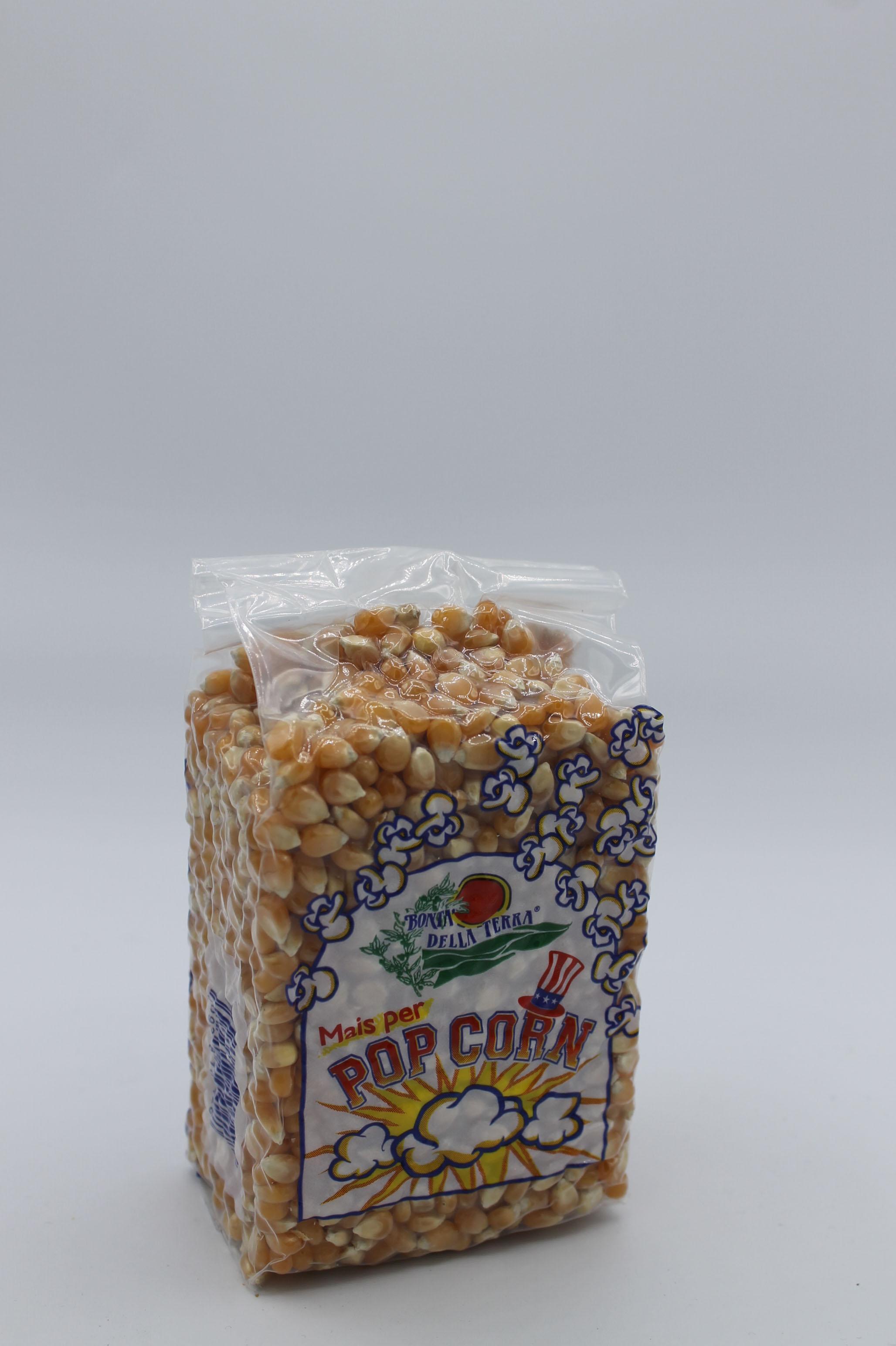 Bontà Della Terra mais per pop corn 500gr.